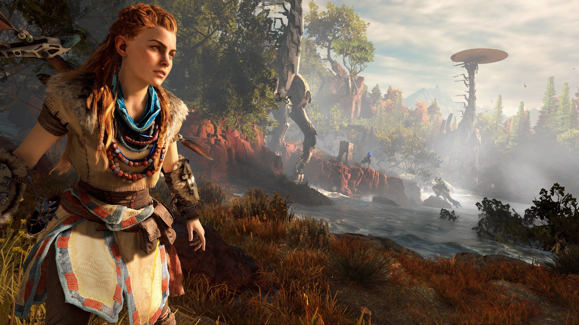 Patience is not a trait that most gamers have these days. In Horizon: Zero Dawn patience is essential.