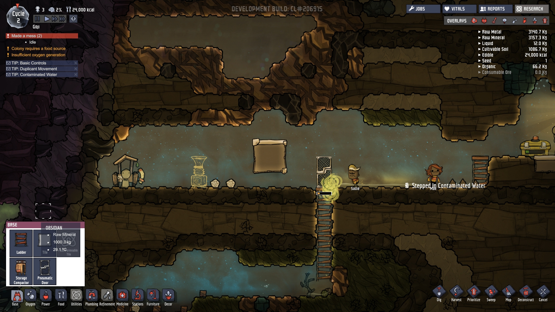 First Look At Klei's Oxygen Not Included | AllGamers