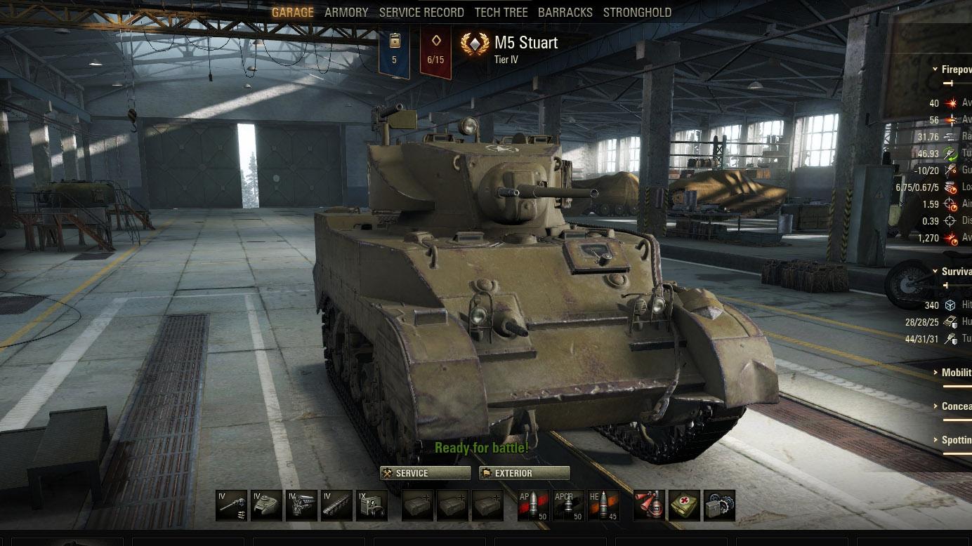 M5 stuart wot Matchmaking