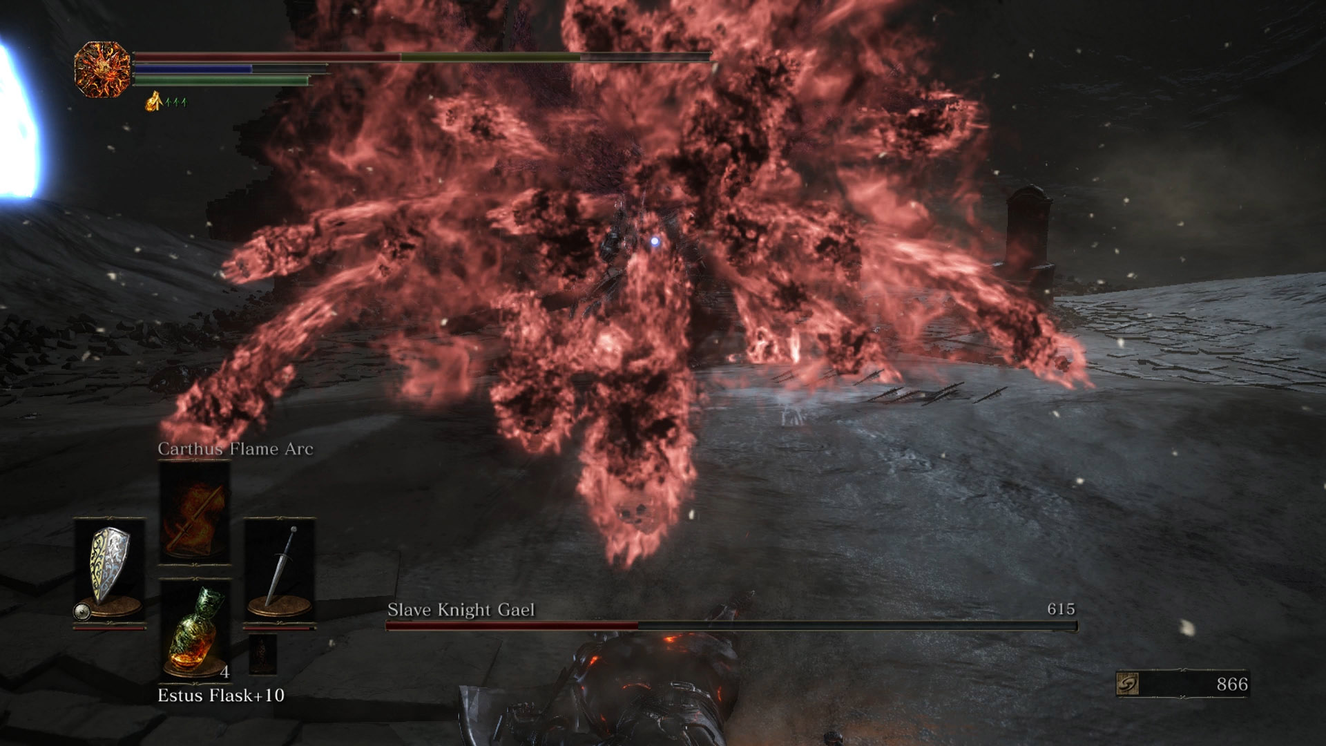 Dark Souls 3 How To Kill Slave Knight Gael Allgamers