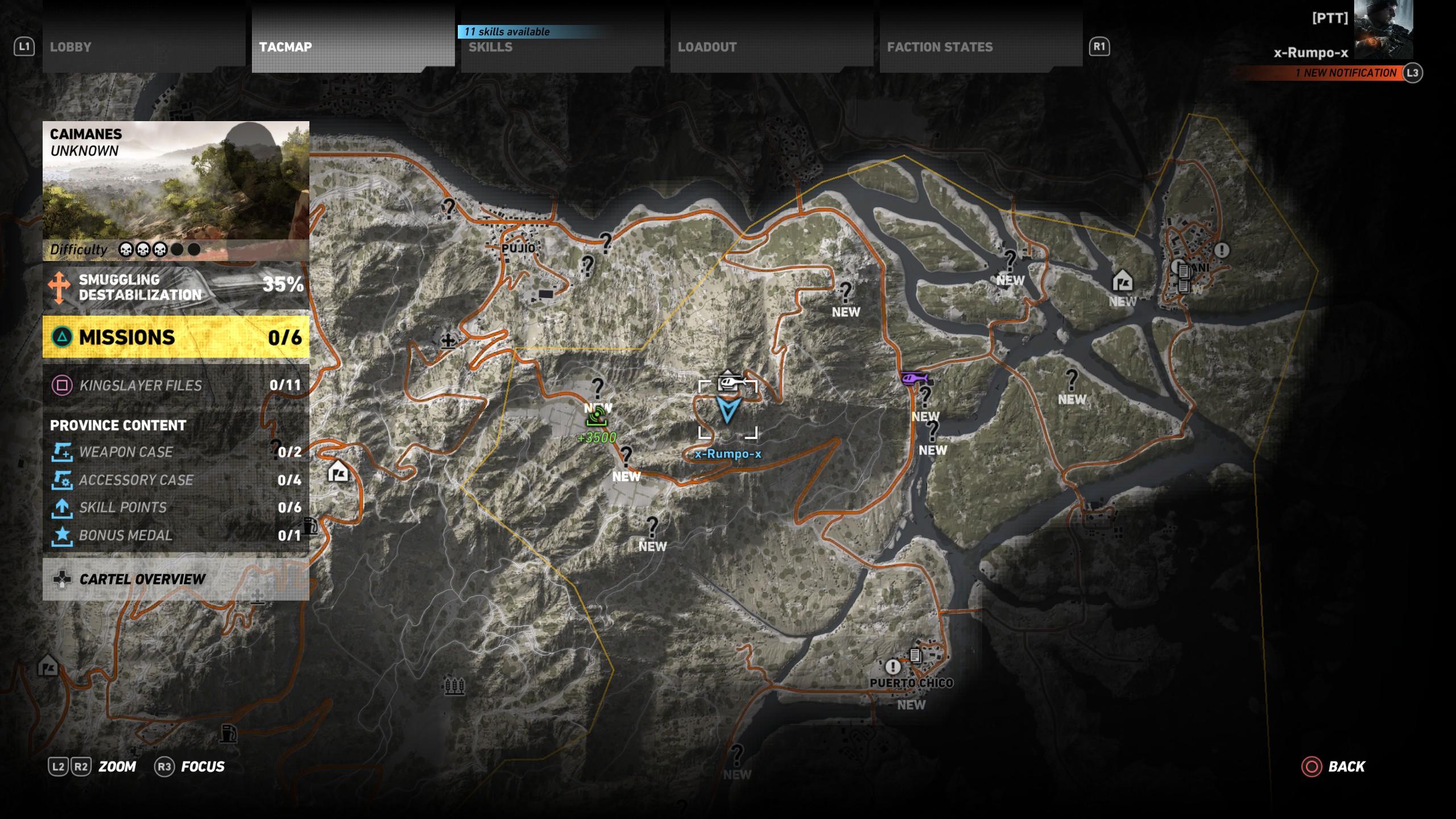 Dark Souls easter egg location in Ghost Recon Wildlands