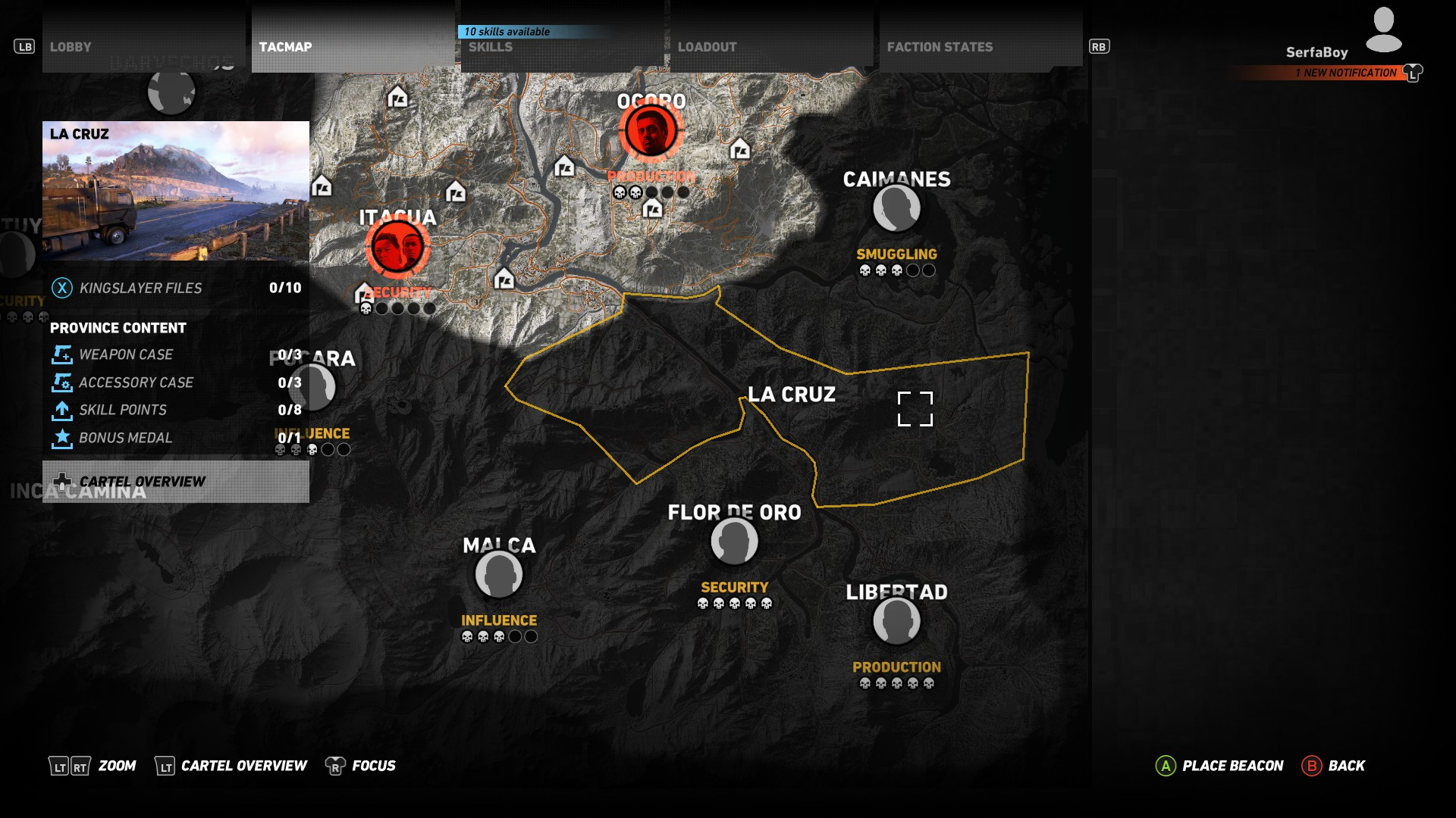 P90 map locaiton - How to get the P90 in Ghost Recon Wildlands