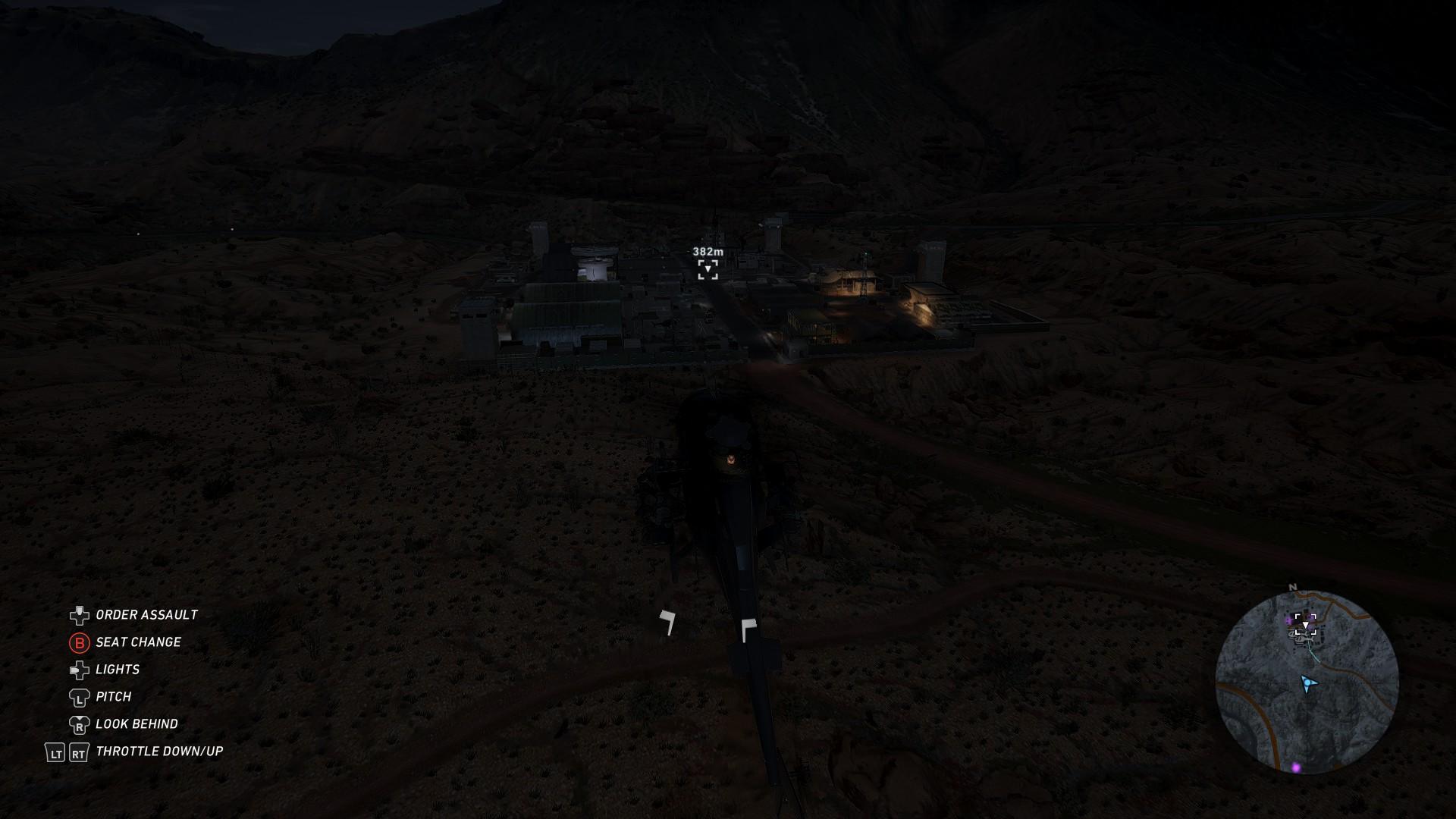 Vector map location - Vector Location in Ghost Recon Wildlands