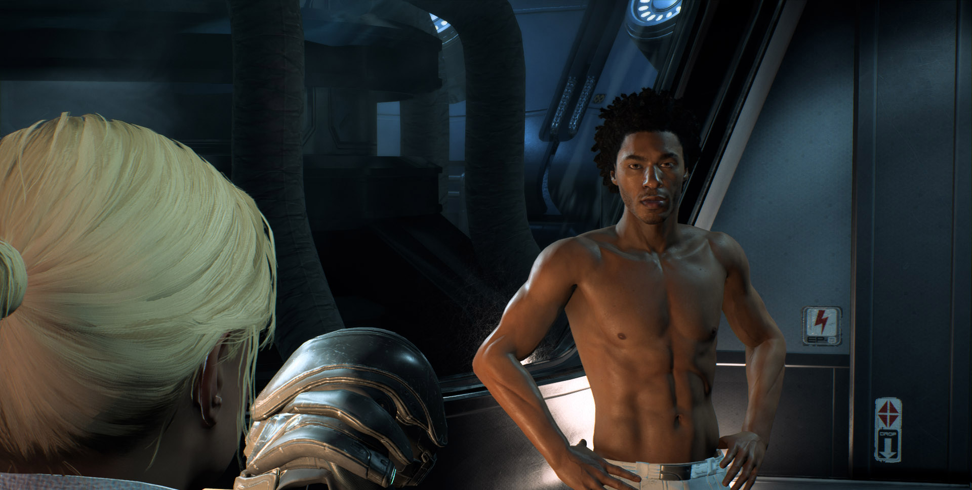 Romancing Liam Kosta in Mass Effect: Andromeda is simple but requires a few steps, including completing his Loyalty mission.