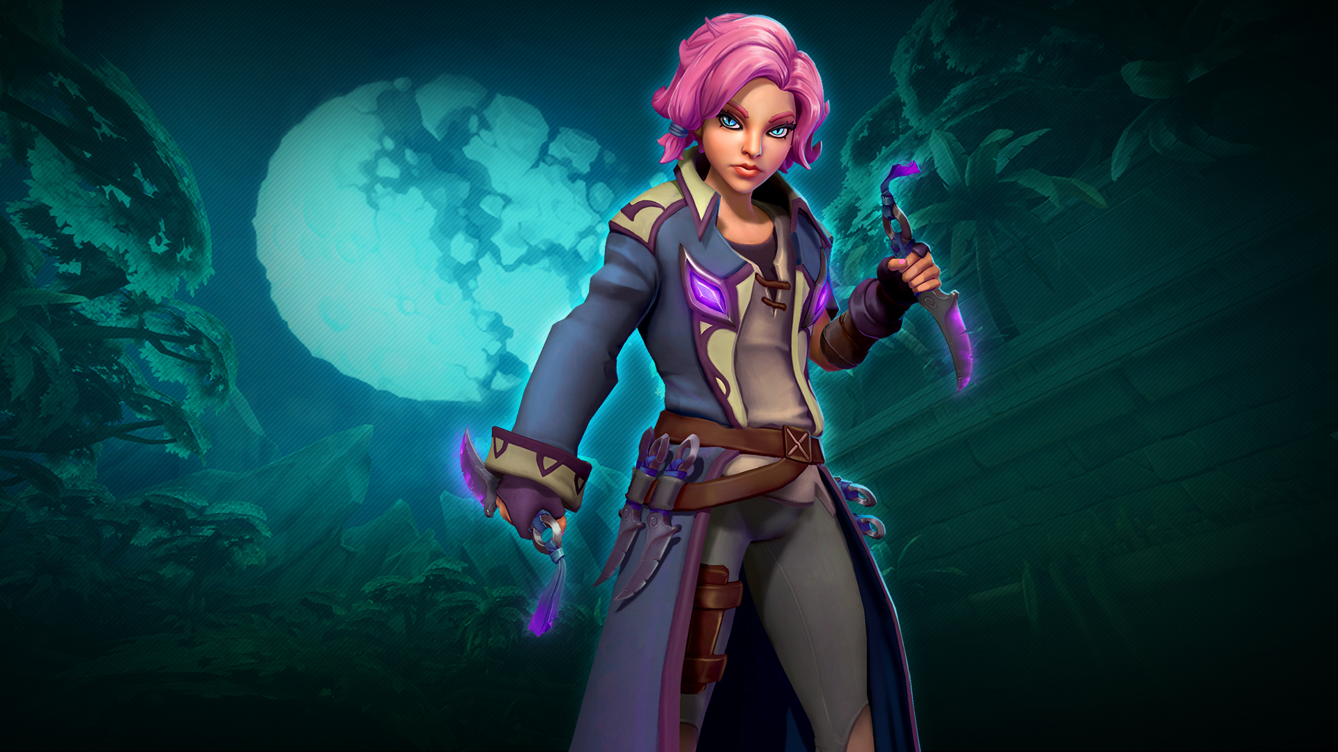 The champion Maeve. The best Paladins champions to play in each class