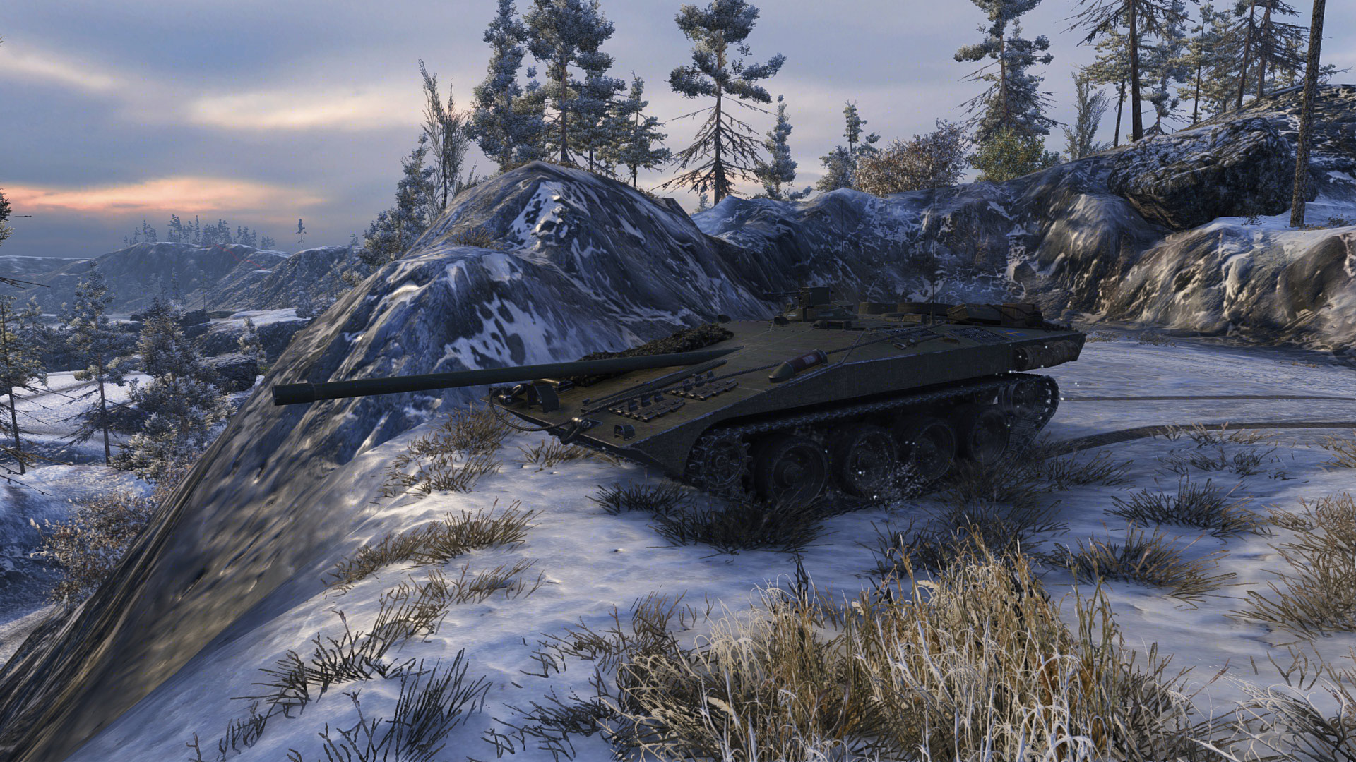 The Strv S1 is Now Available in the World of Tanks Premium