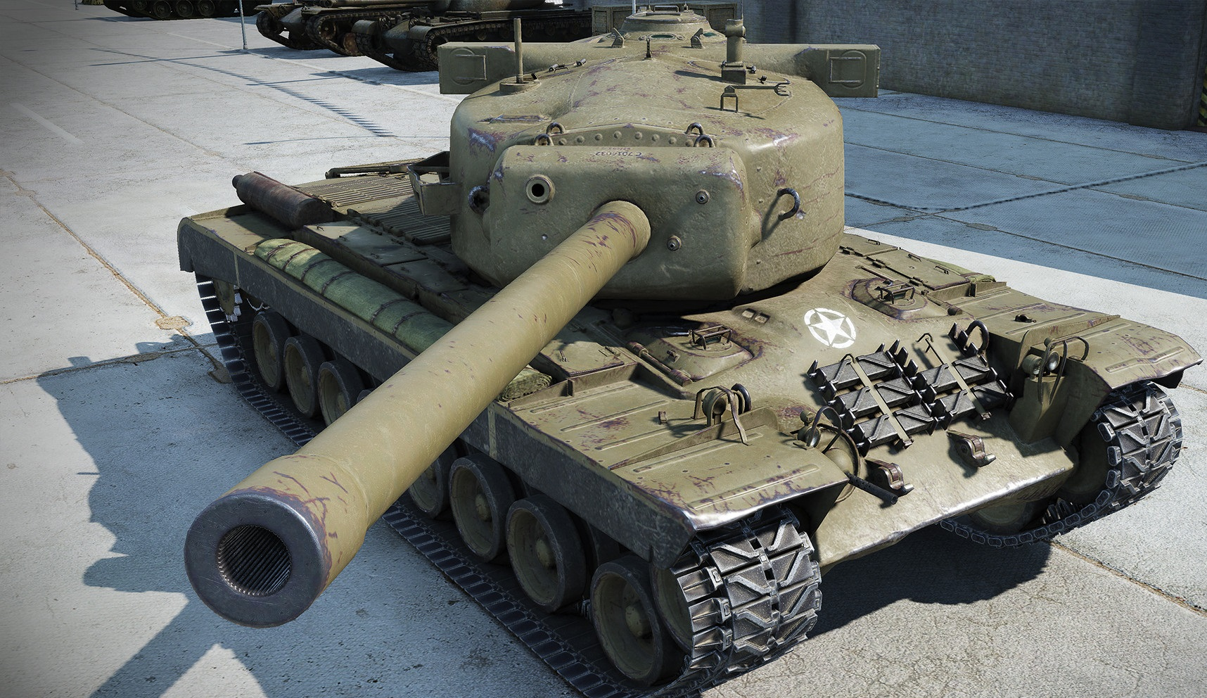 Best Tanks to Go Hull Down with in World of Tanks | AllGamers