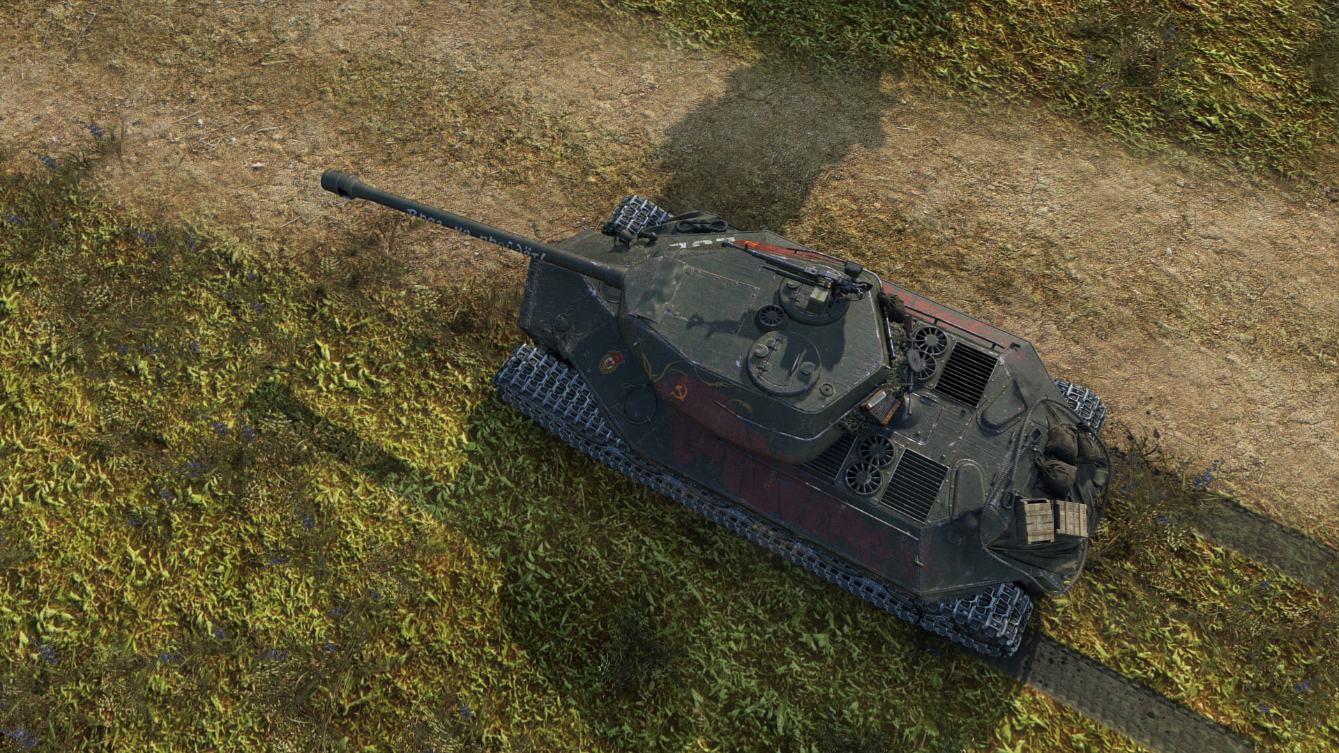The Object 252U Defender is one of the newest additions to the Premium tank line-up and is already making a name for itself as one of the best Premium tanks to farm credits.