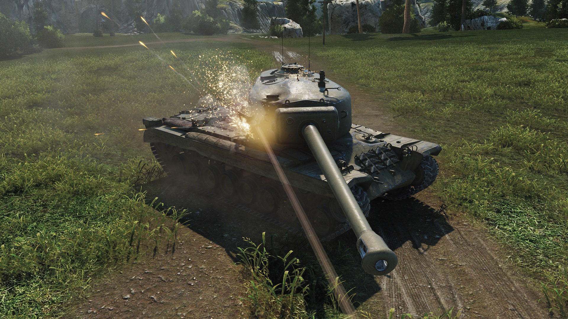 Though at this point it's a golden oldie, the T34 remains one of the best tanks to use when farming credits. It manages to meet the requirements listed in this article, such a great penetration values!