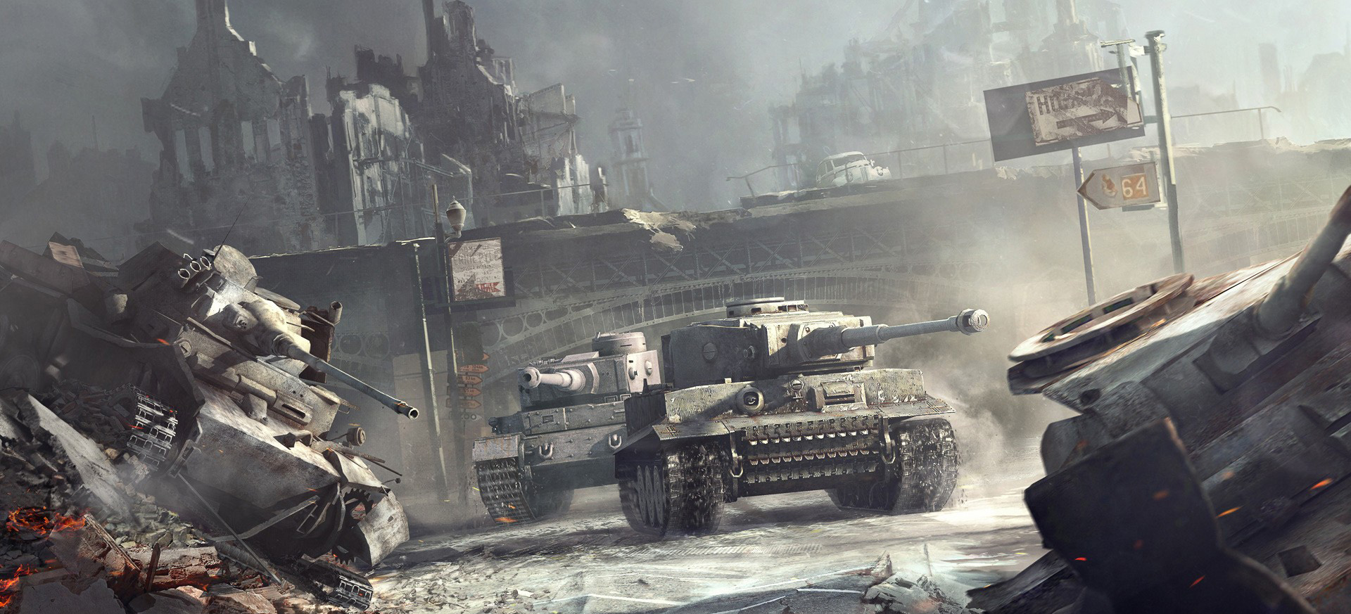 World of Tanks' new Matchmaker update will improve your chances of seeing a different map during your play session - no more playing the same map several times in a row.