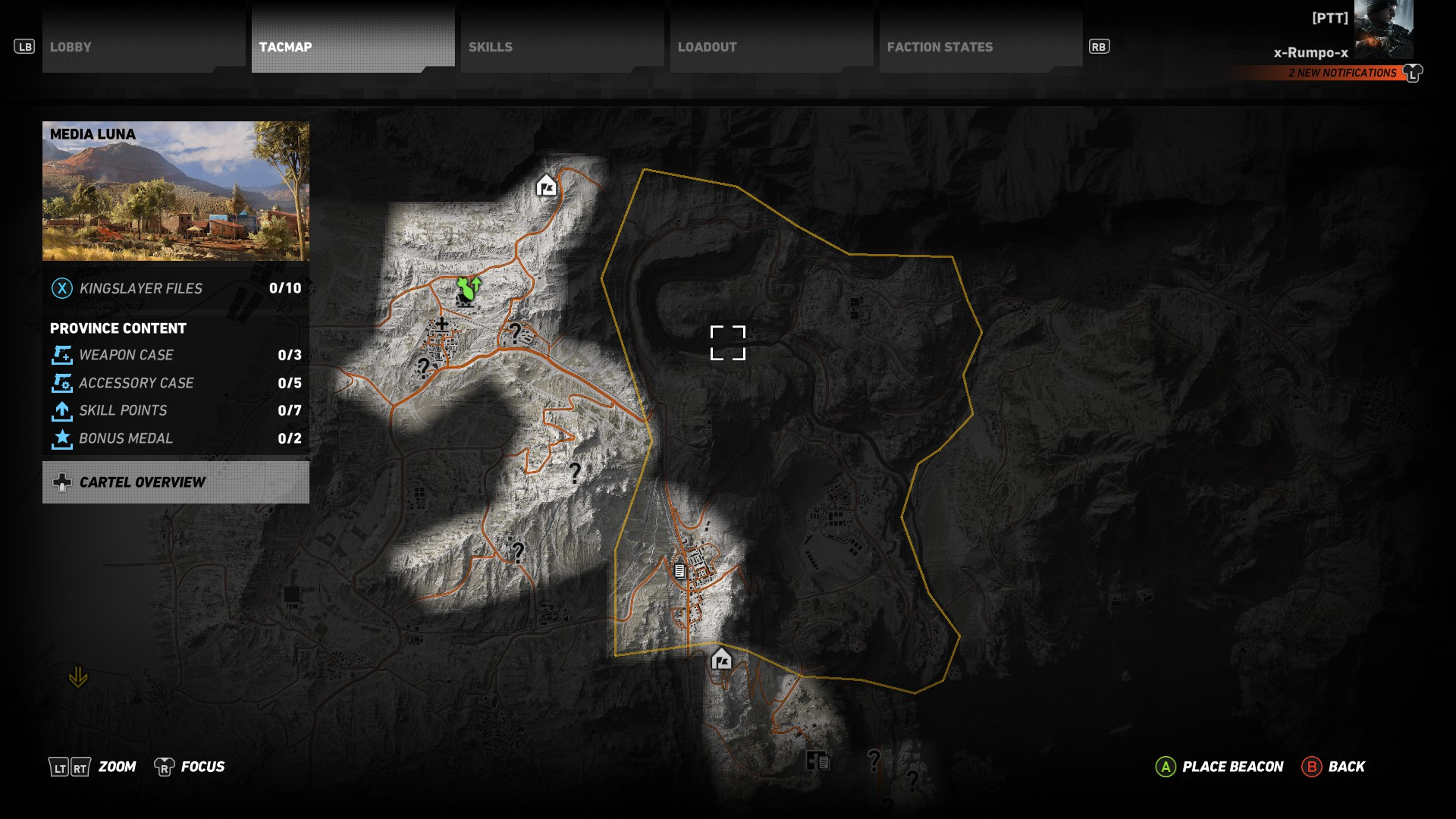 ACR Map location - How to get the ACR Assault Rifle in Ghost Recon Wildlands