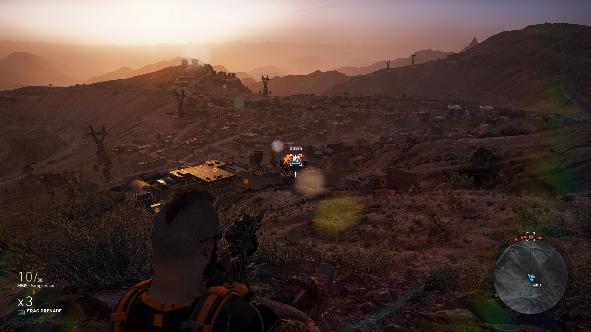 Image of the MP7 area - MP7 location in Ghost Recon Wildlands