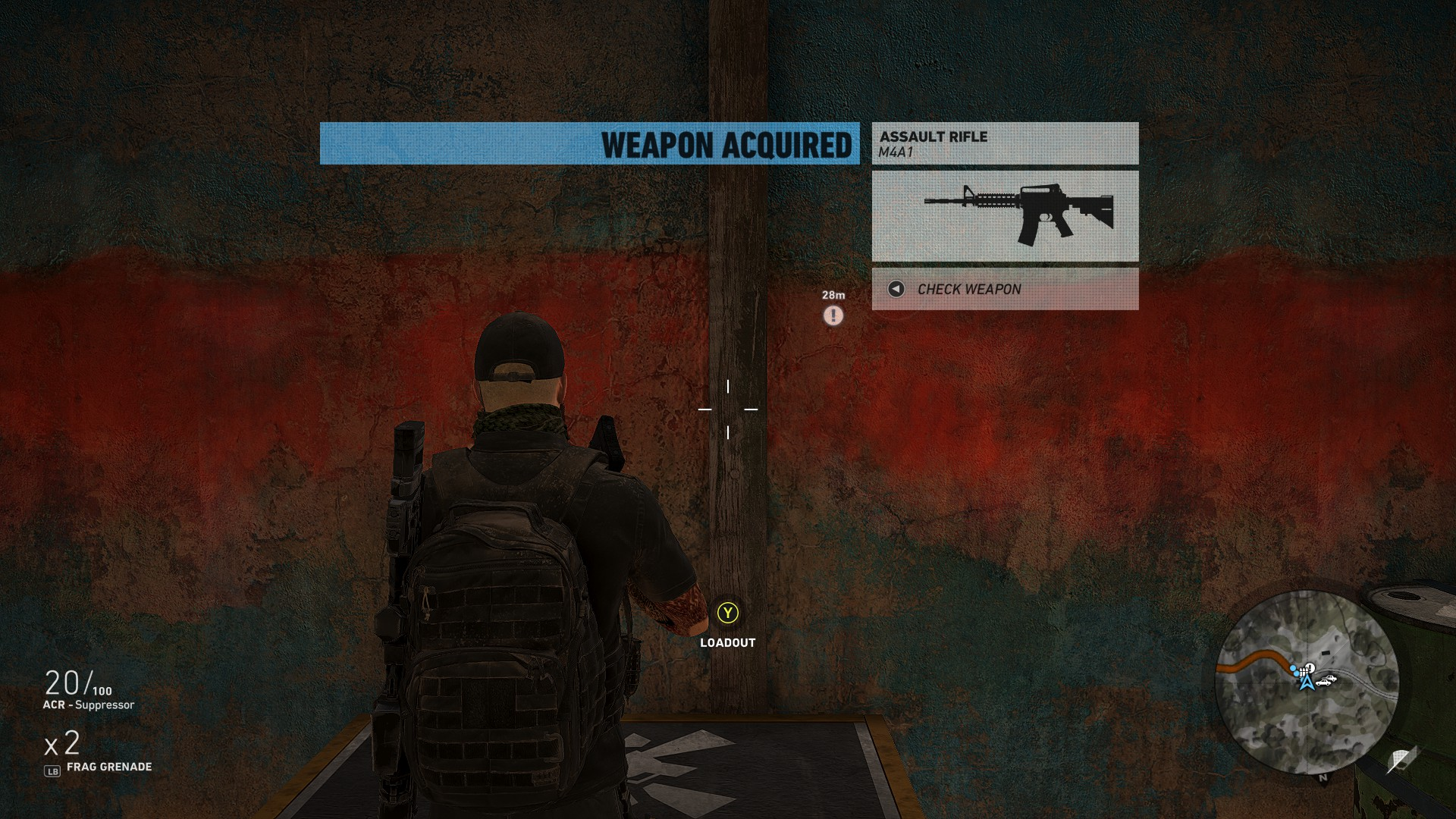 The M4A1 Assault Rifle. How to get the M4A1 in Ghost Recon Wildlands