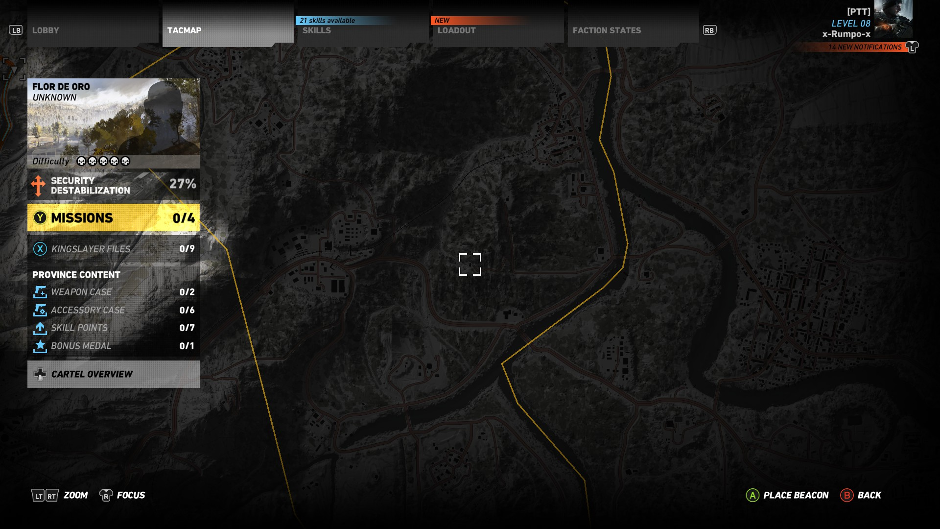 The location. How to get the M4A1 in Ghost Recon Wildlands