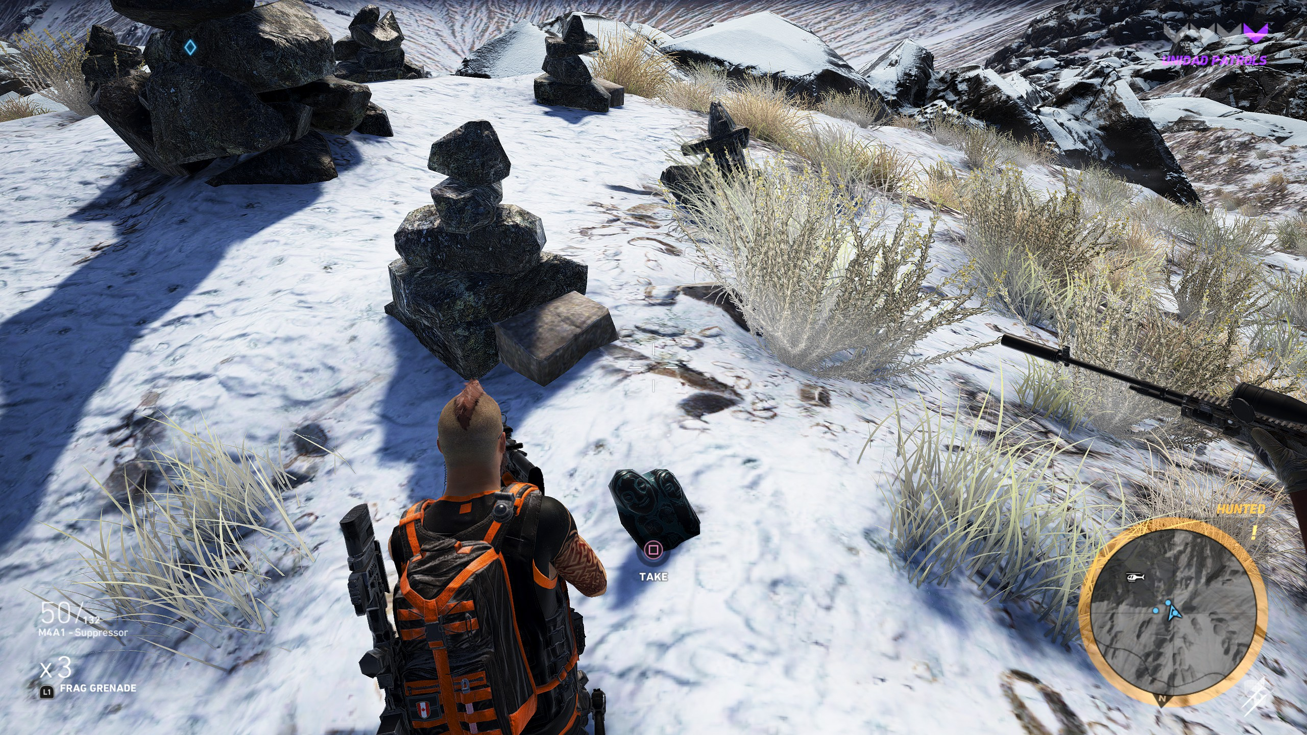 Totem Statue 1 image - Totem Statue locations in Ghost Recon Wildlands