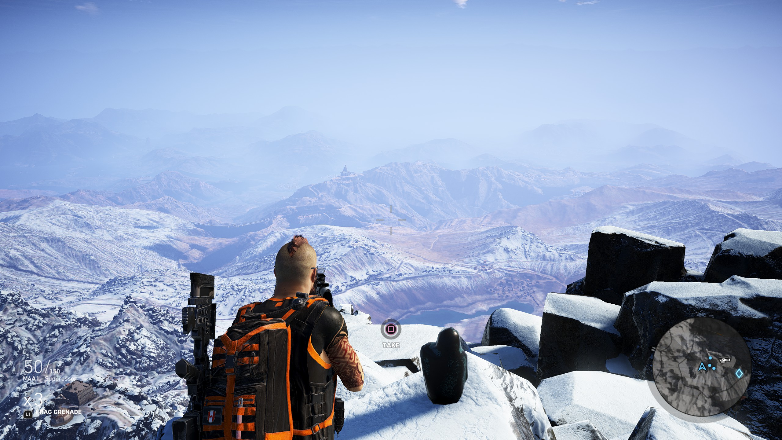 Totem Statue 1 image - Where to find all totem statues in Ghost Recon Wildlands
