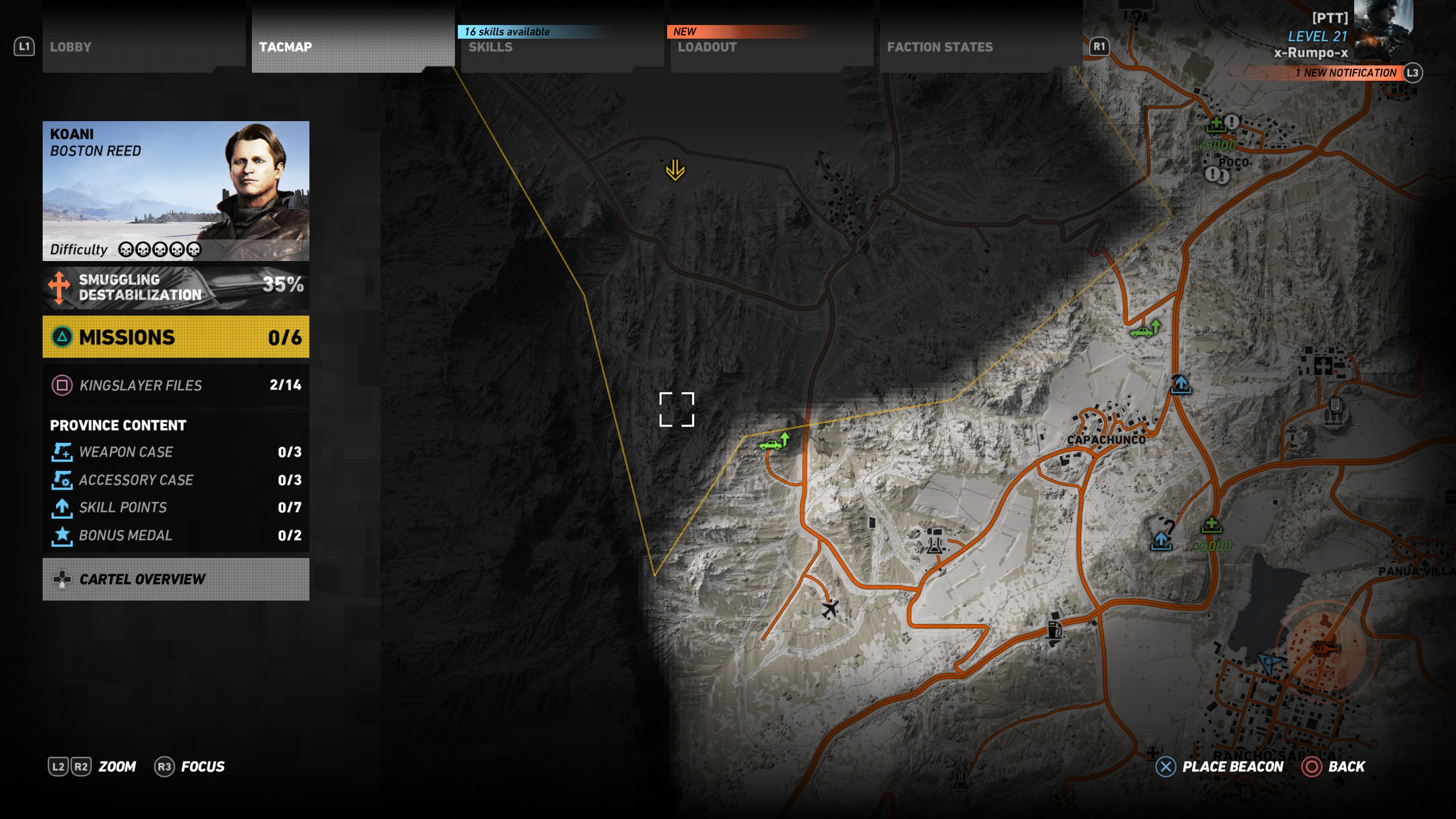 Totem Statue 3 Map - All totem locations in Ghost Recon Wildlands