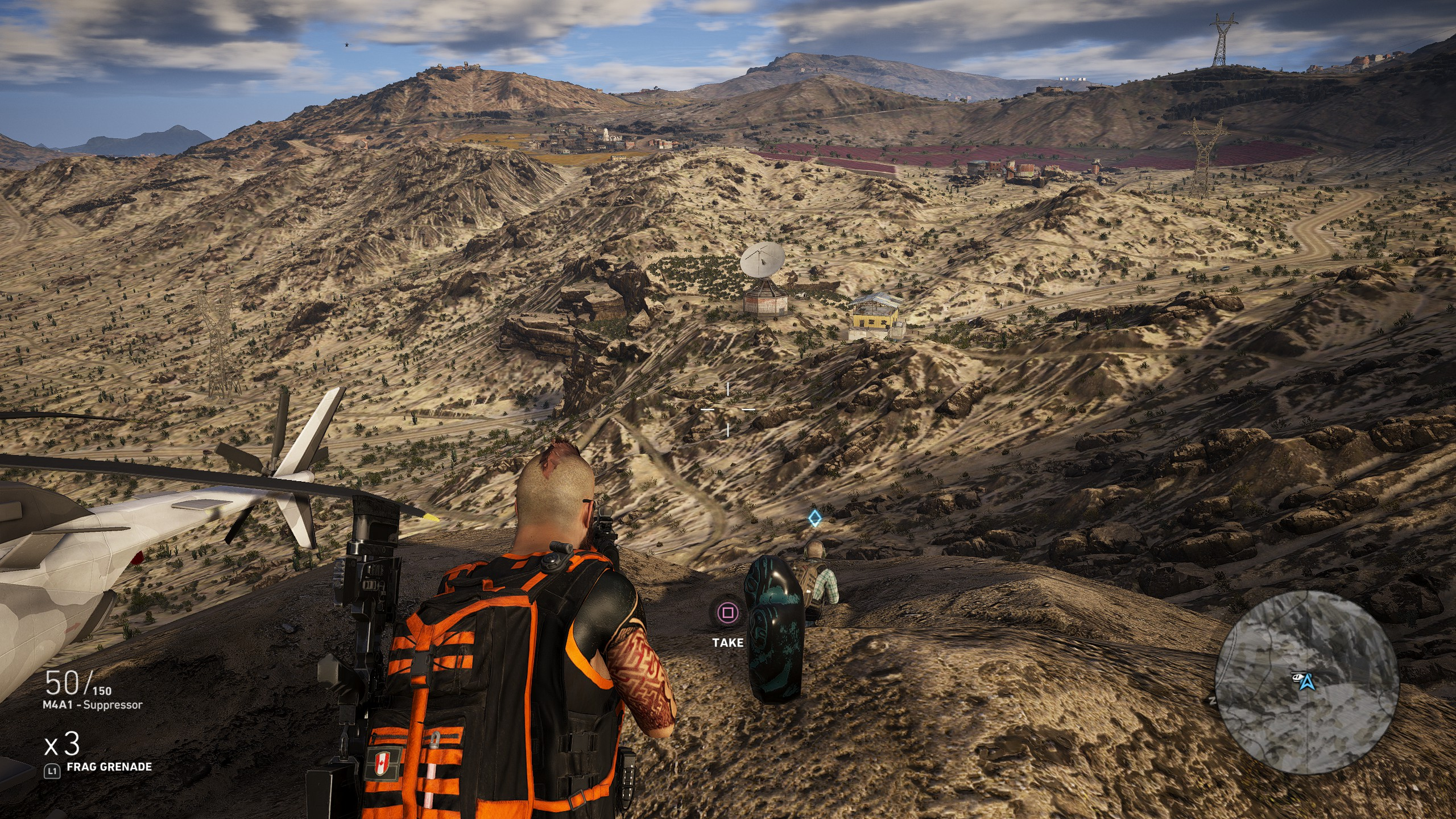Totem Statue 3 image - Totem locations in Ghost Recon Wildlands
