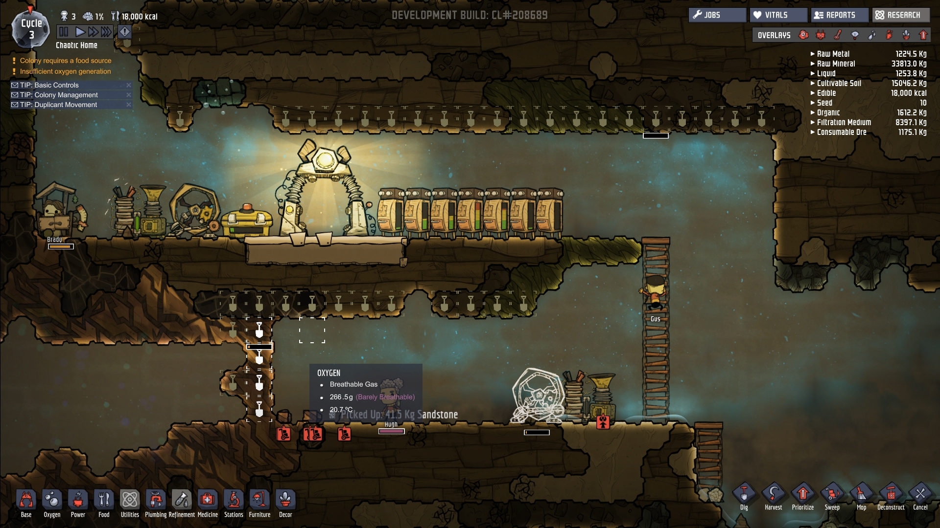 Oxygen Not Included: Best Tips for Beginners | AllGamers