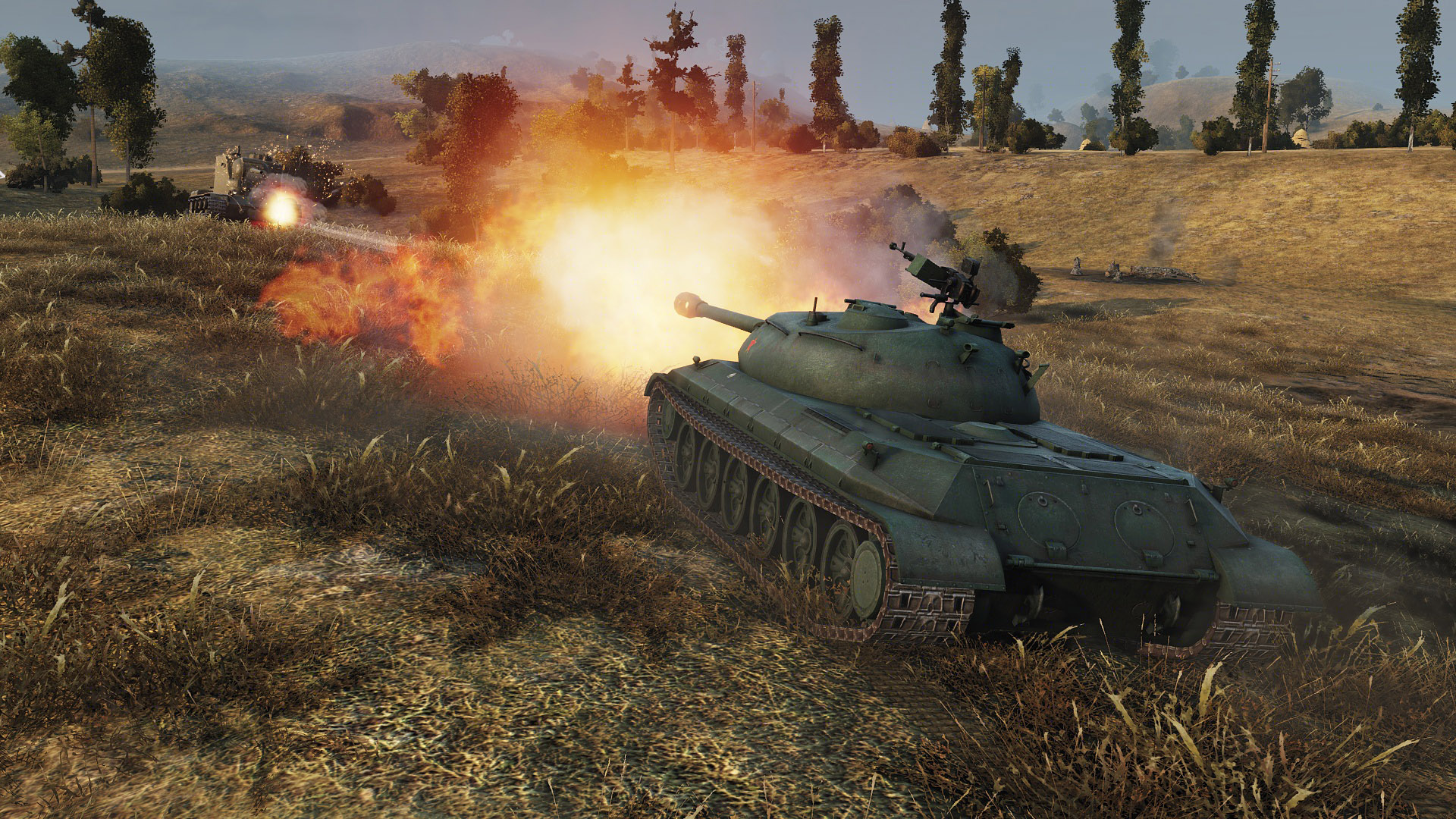 Chinese 112 Tank is Now Permanently Available in World of