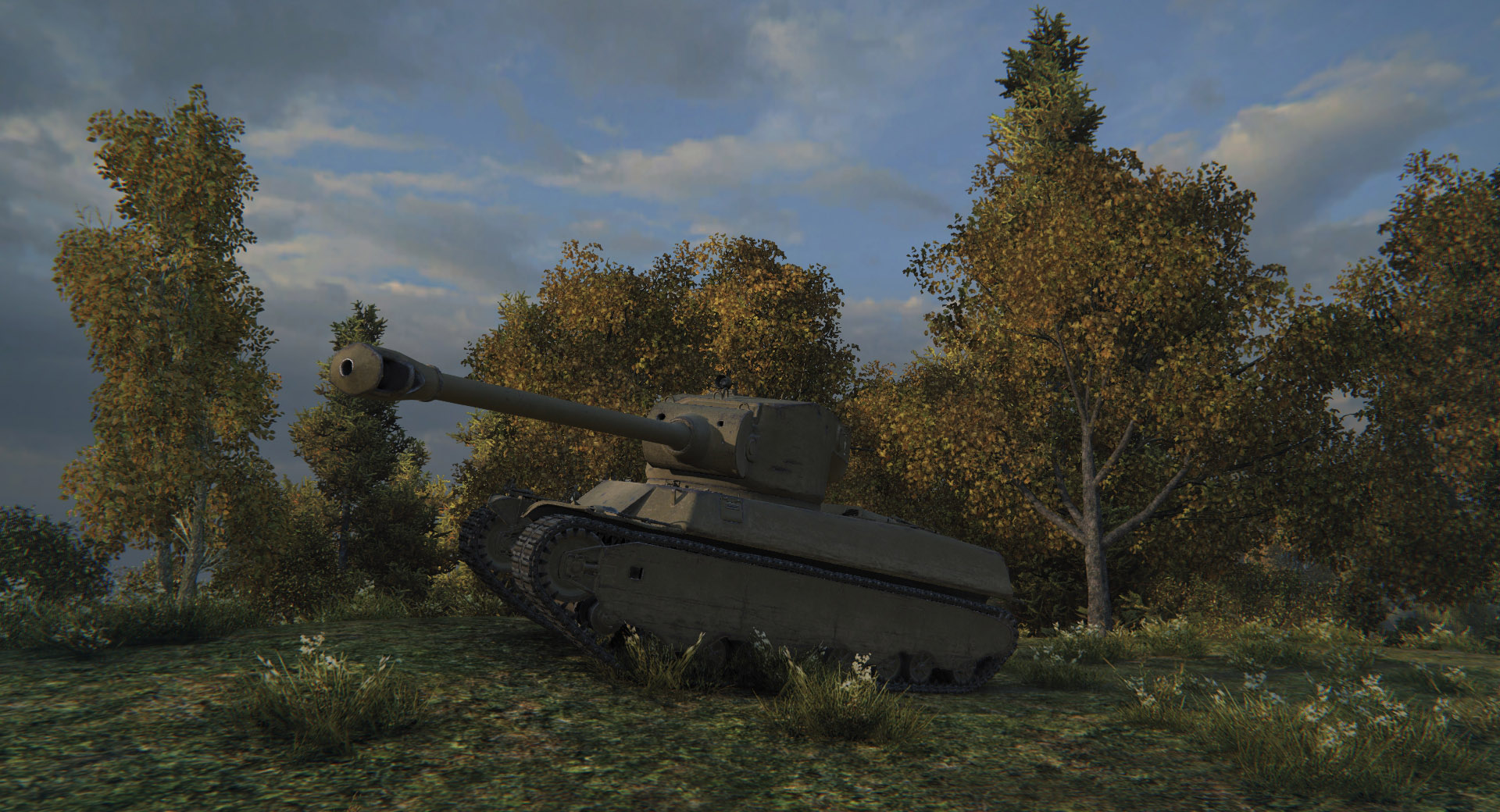 The M6A2E1 was only available for players who preordered the game, that was, until it was sold on April Fool's Day 2017.