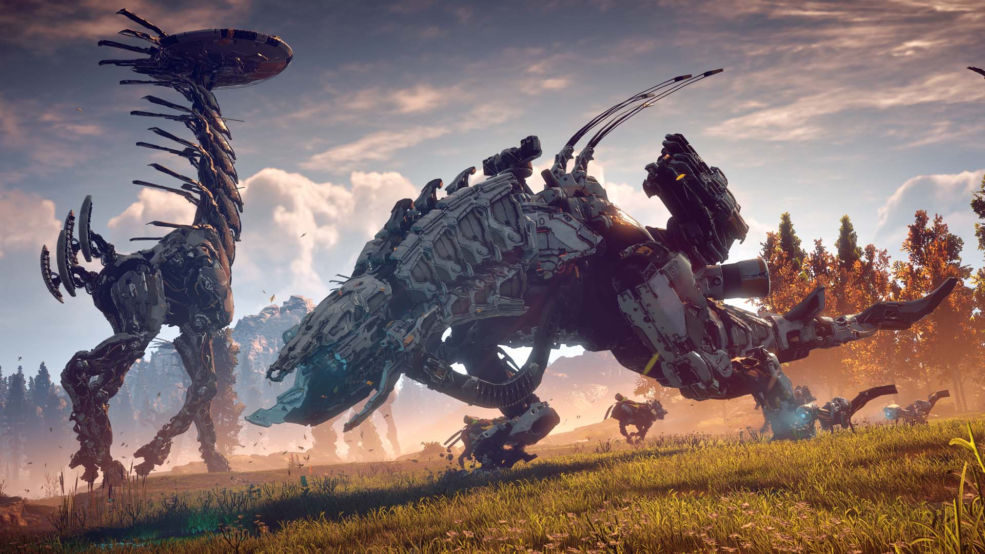 Horizon Zero Dawn was gorgeous on the PS4 Pro, imagine how games on the PlayStation 5 would look.