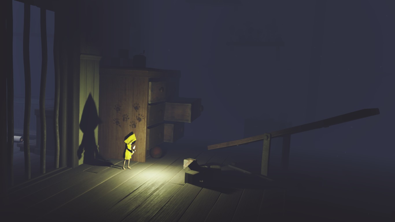 Six isn't the only child aboard The Maw in Little Nightmares.