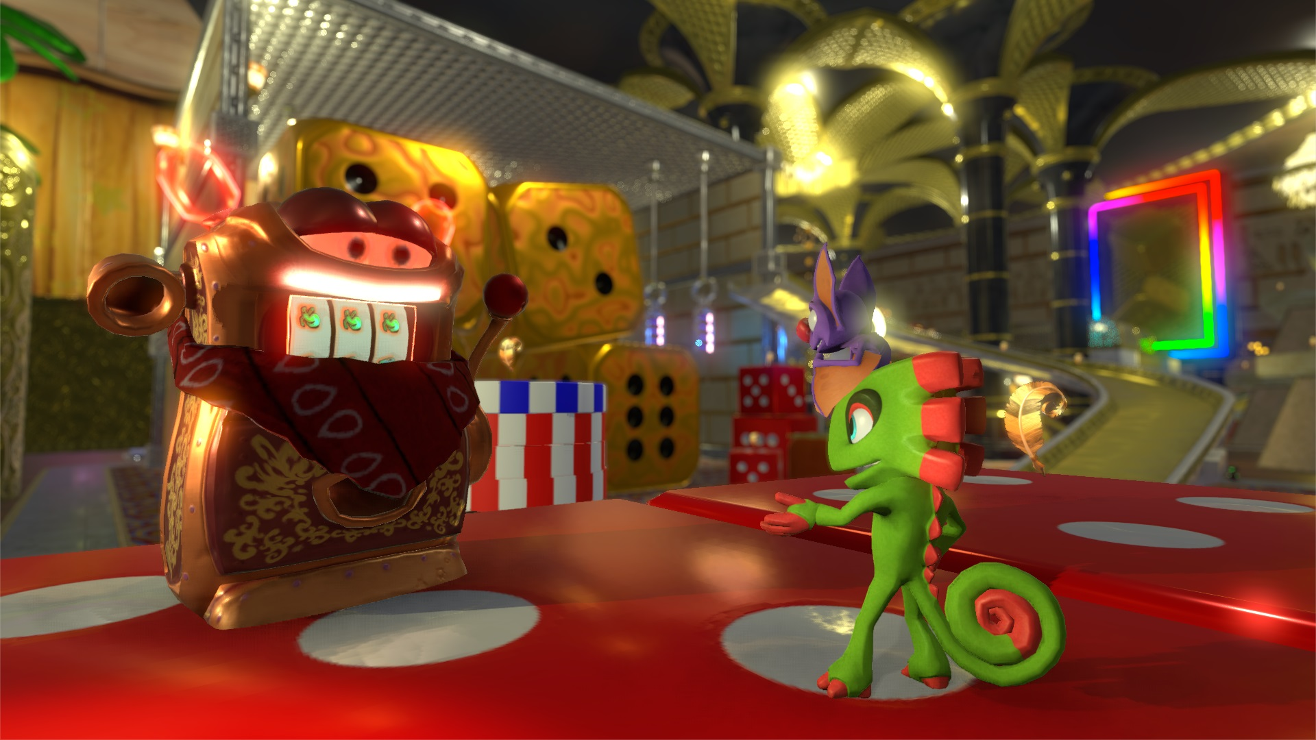 How To Save In Yooka Laylee Allgamers Ps4 When Doubt Exit The Grand Tome Youre Back Hivory Towers