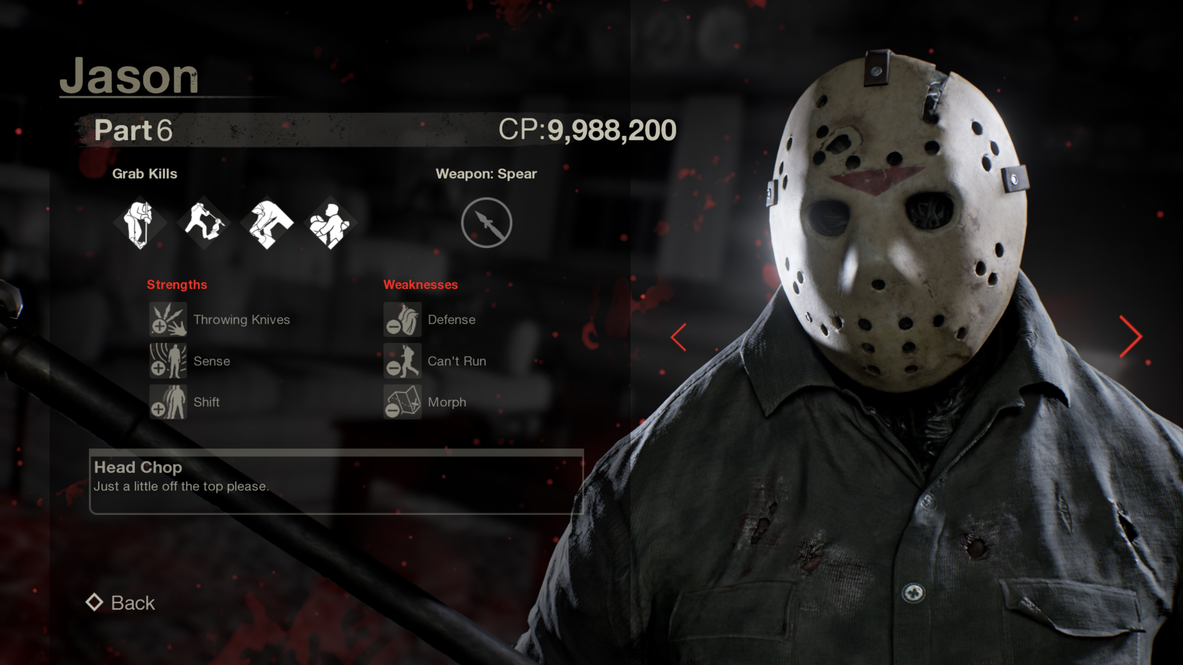 Jason from Friday the 13th part 6