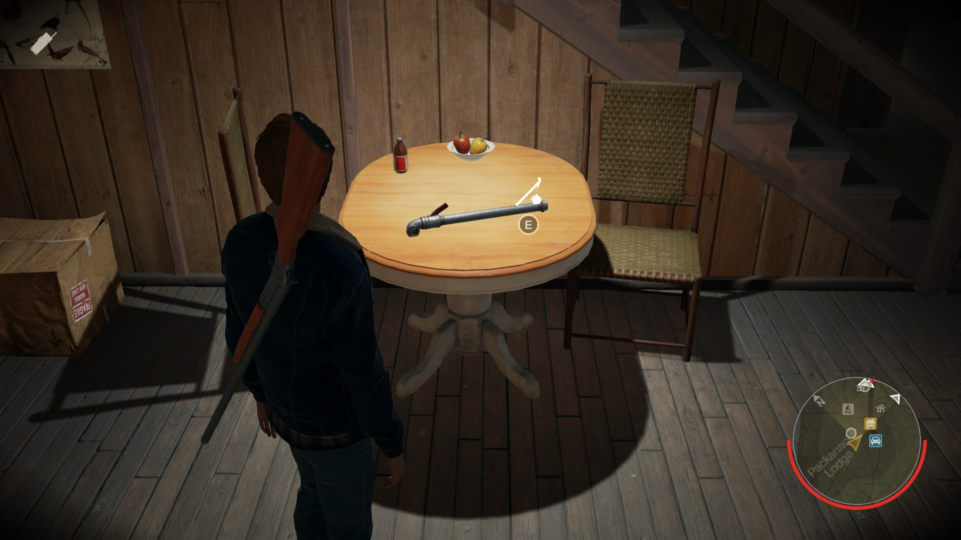 dac9506819add0 Another common weapon in Friday the 13th  The Game is the Metal Pipe.
