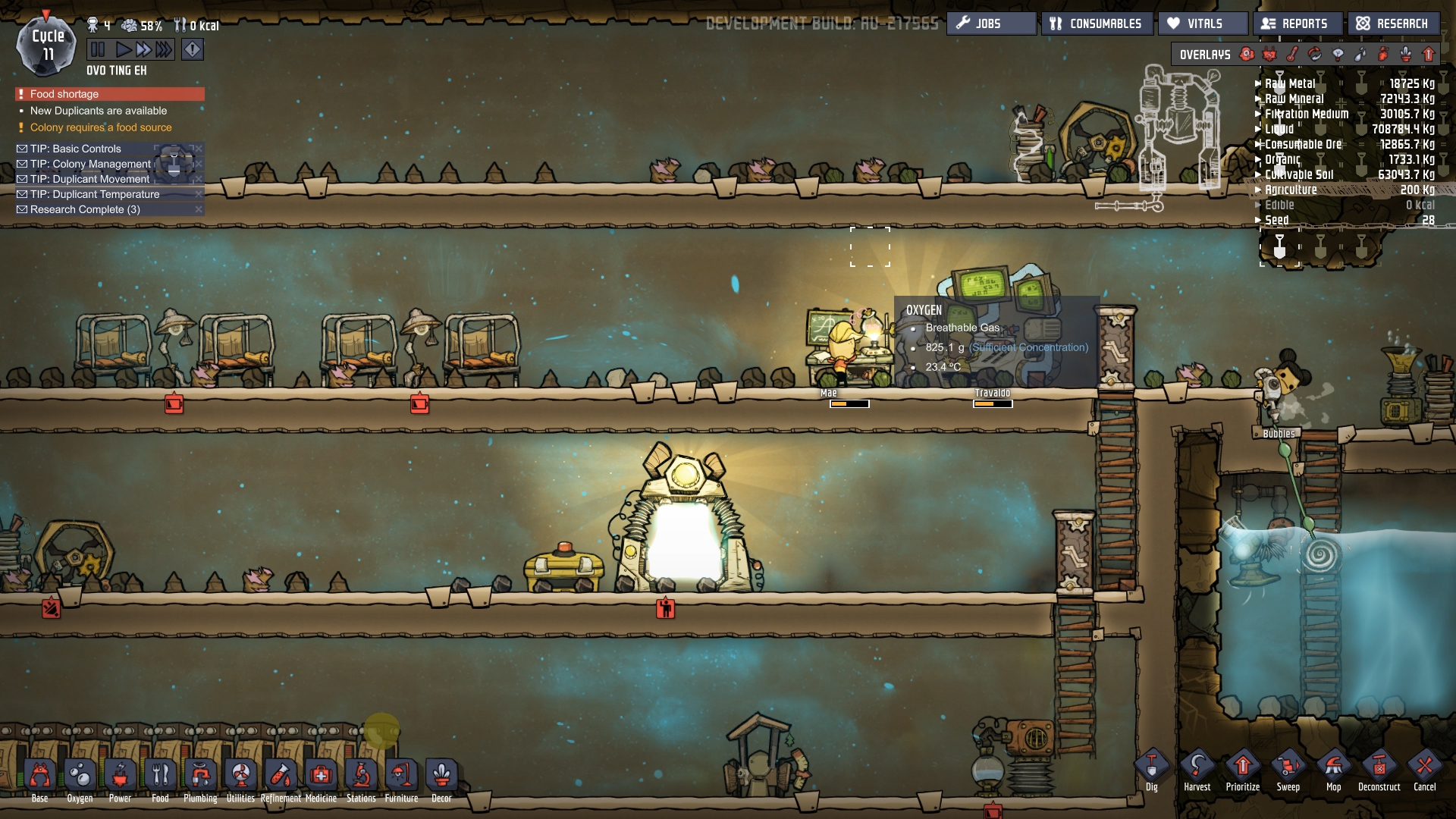 How to Manage Natural Gas in Oxygen Not Included | AllGamers