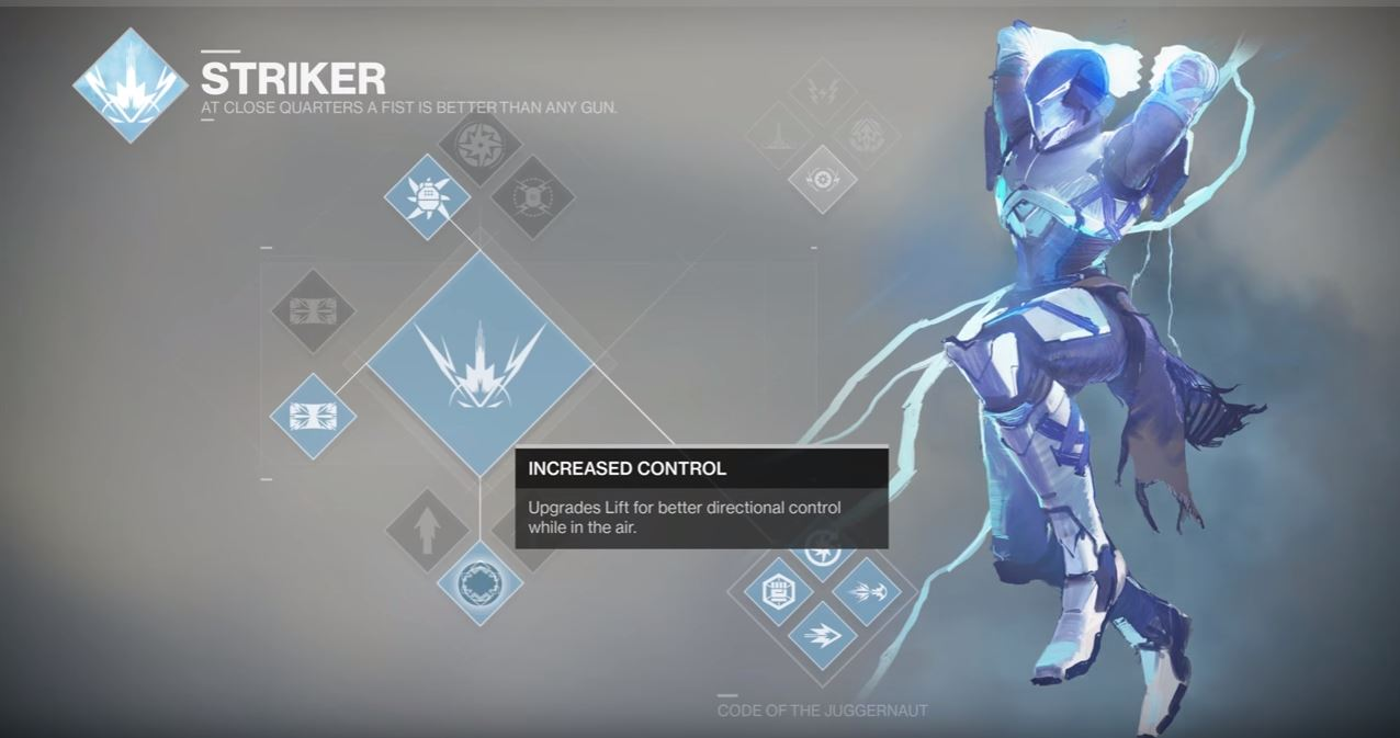 The Titan's improved Striker subclass offers two unique playstyles.