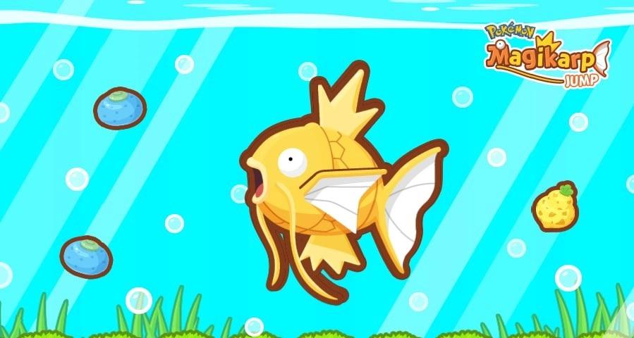 Magikarp Jump How To Get Each Magikarp Pattern And Color Type Best Magikarp Jump Patterns