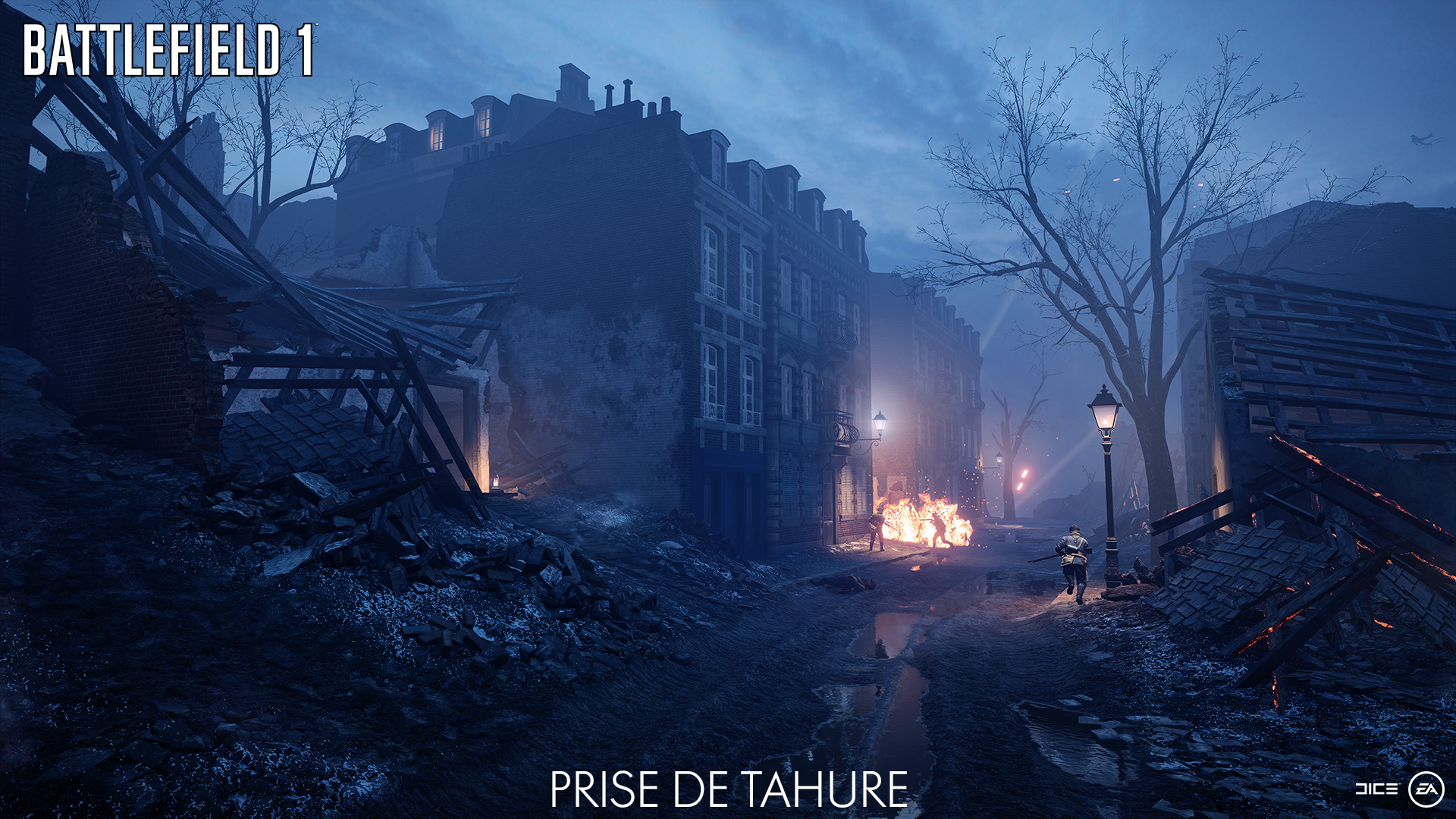Nivelle Nights will release on June 20th with Battlefield 1's June Update.