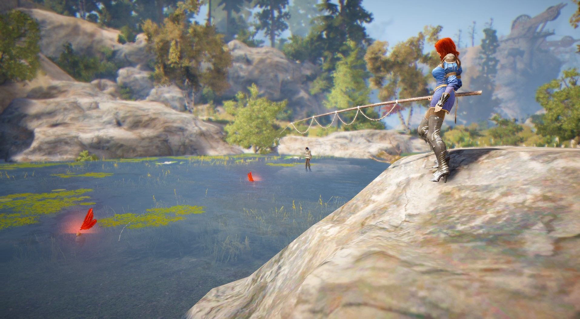 How to Auto Fish in Black Desert Online | AllGamers