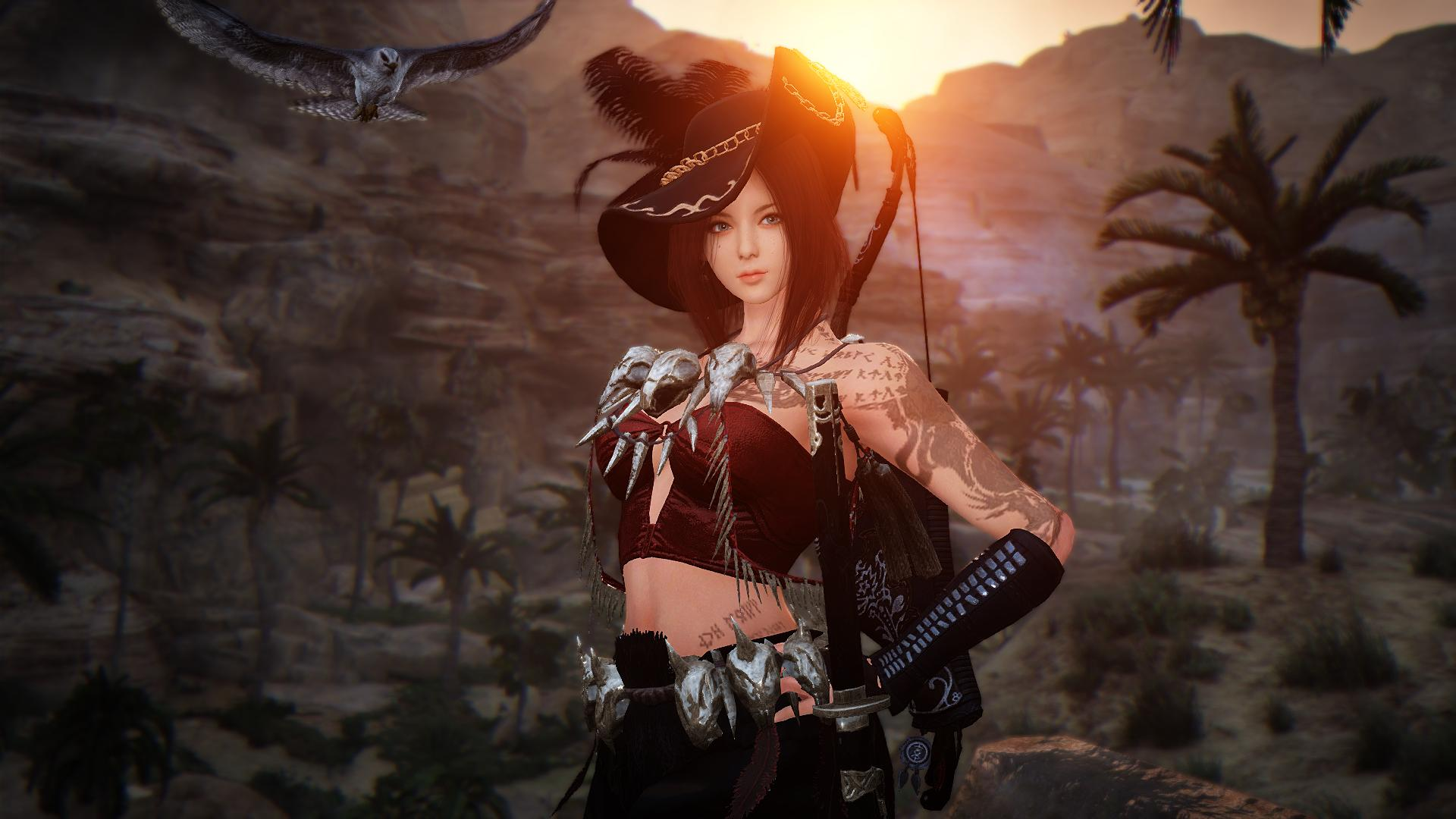Maehwa Guide - Guide to all classes in Black Desert Online