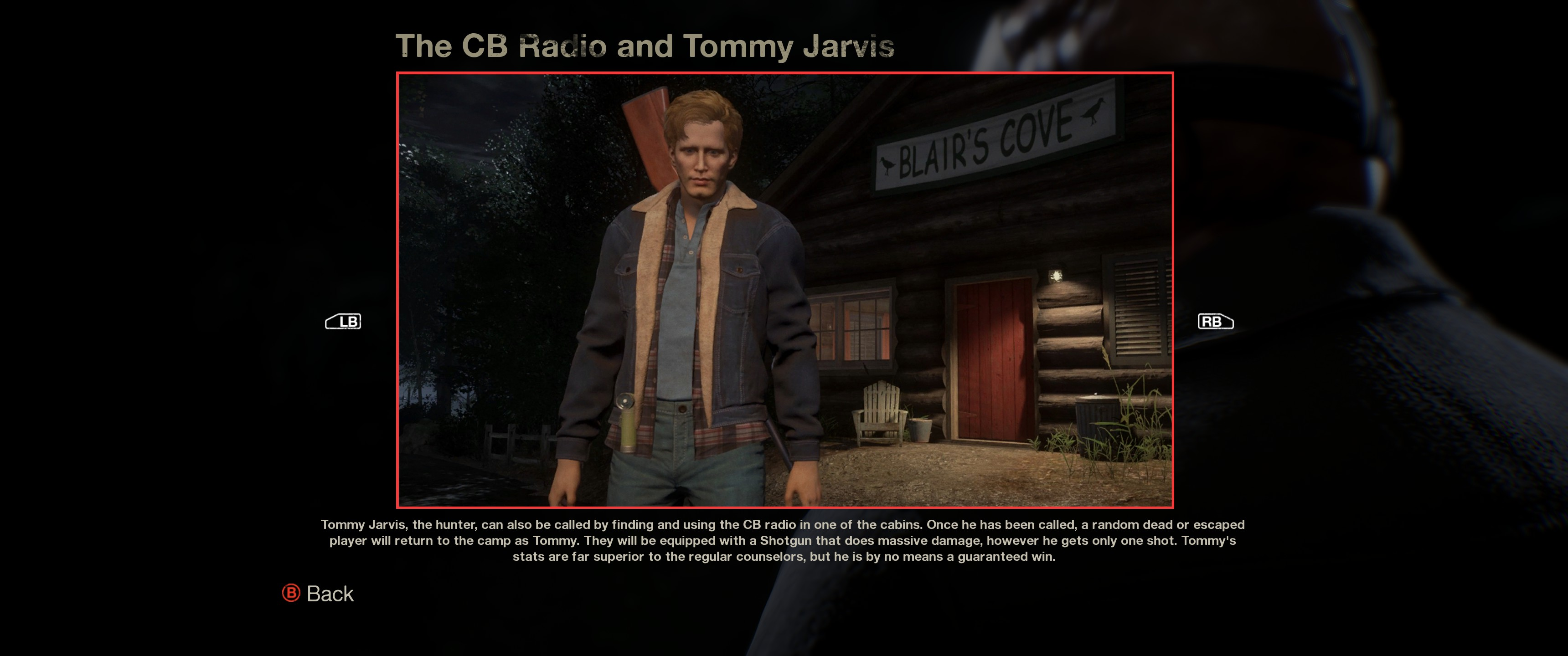 8c23f105e43a85 Friday the 13th  The Game - How to Play Tommy Jarvis