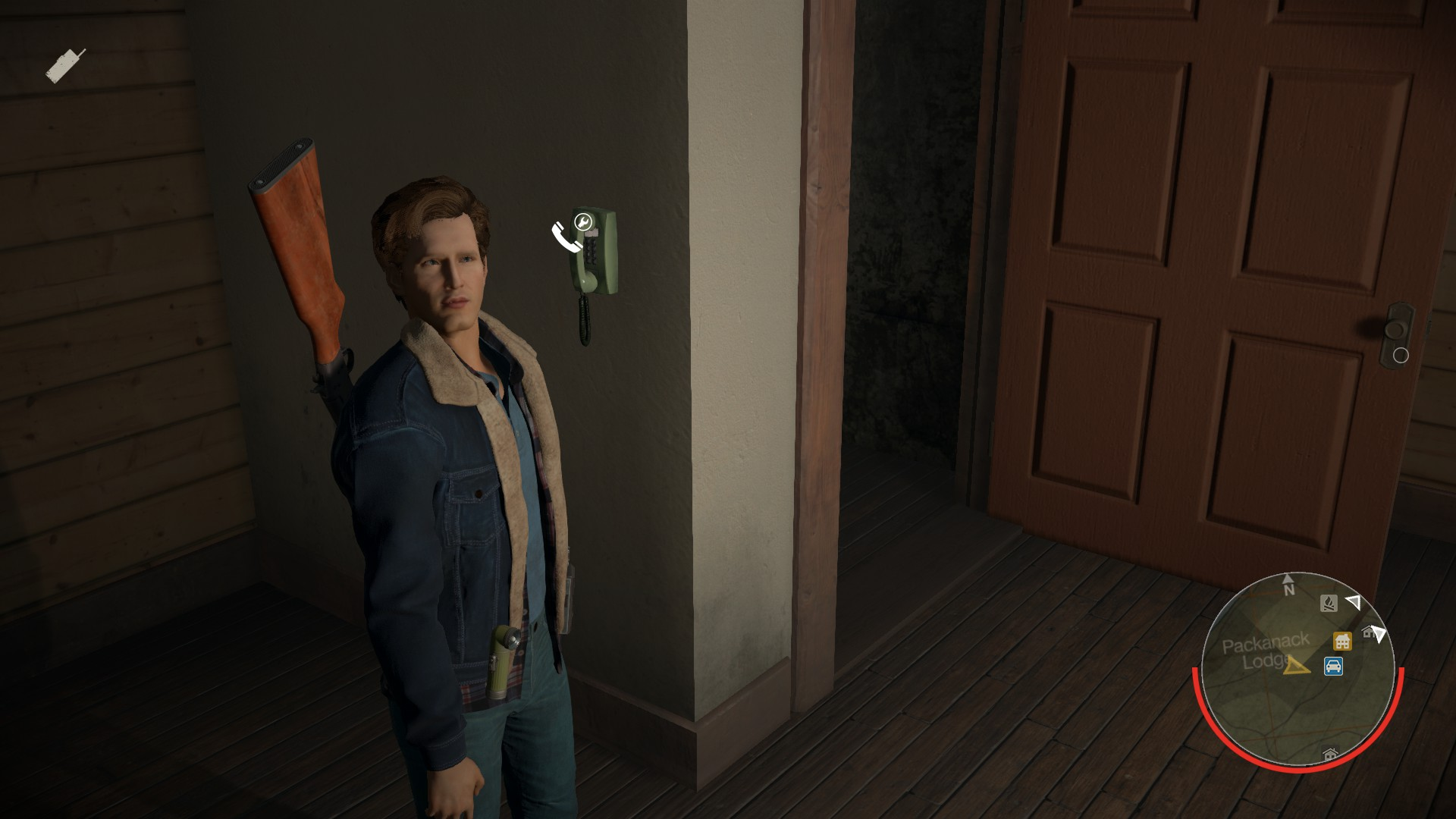 05895a26a96bbb Tommy Jarvis comes pre-equipped with a shotgun in Friday the 13th  The Game