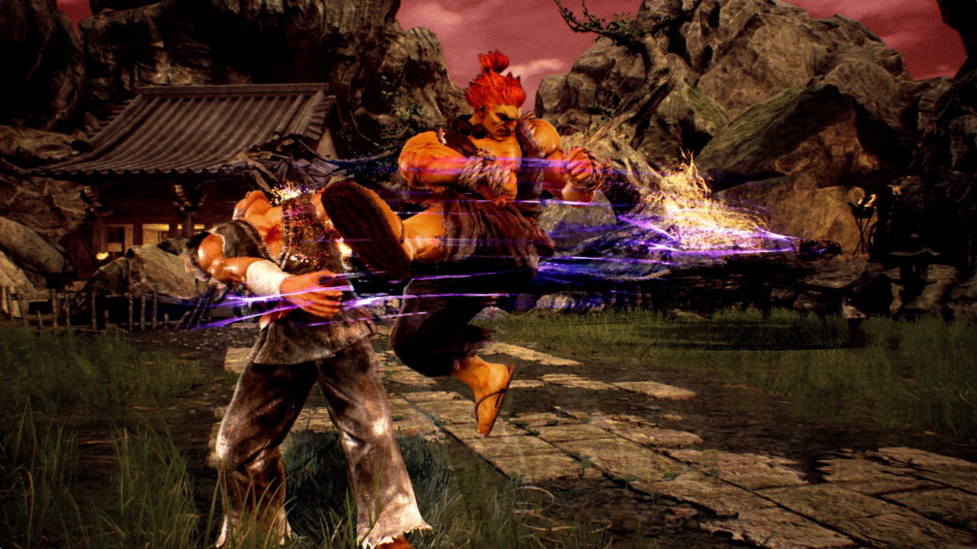 Tekken 7 - How to Beat Akuma in Story Mode | AllGamers
