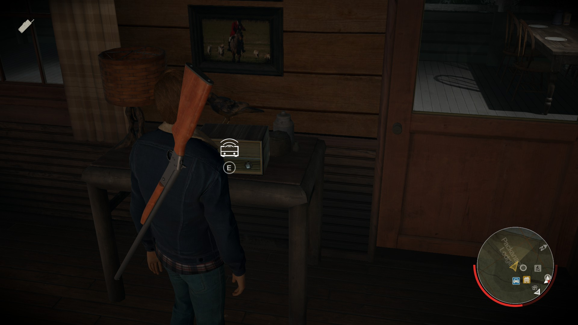 d765229da103ff The CB radio used to call for Tommy Jarvis can be found in the cabin with