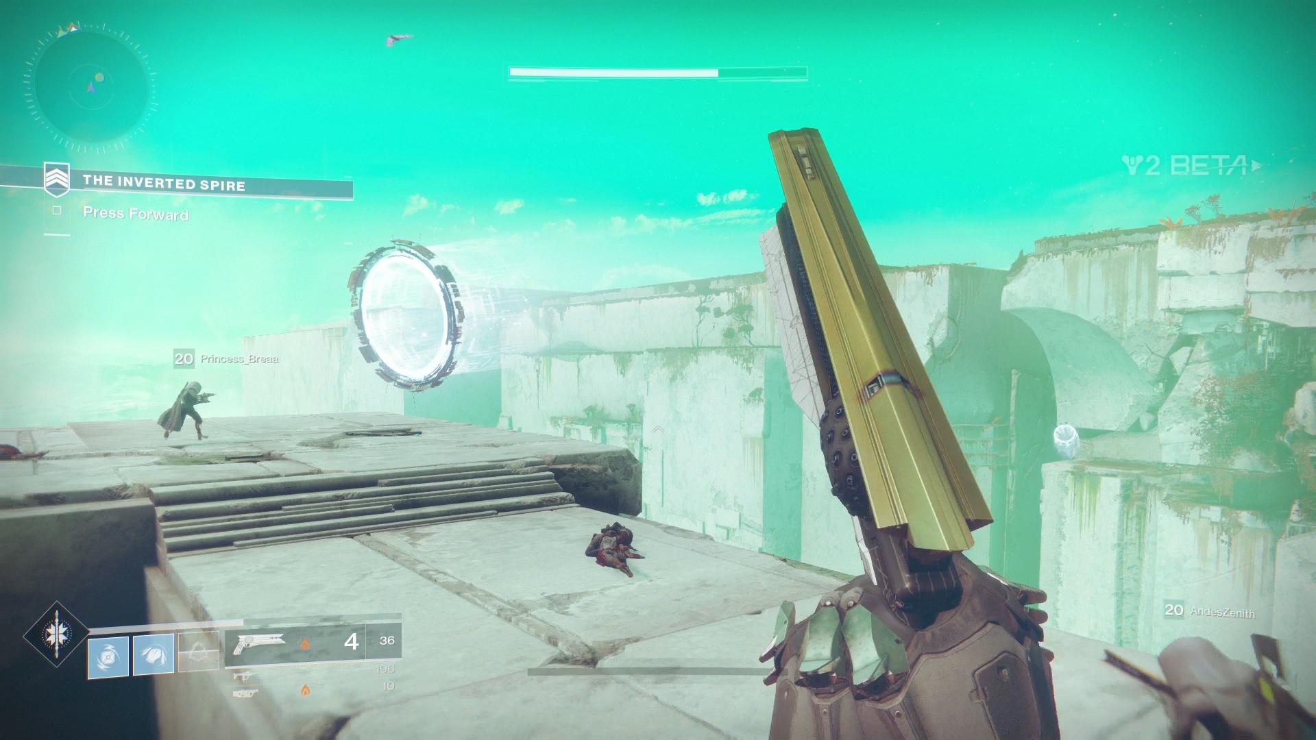 Destiny 2: Inverted Spire Strike Guide   AllGamers