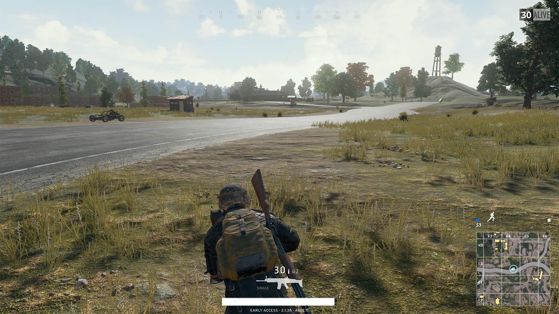 Seeing Playerunknown S Battlegrounds As A First Timer Allgamers