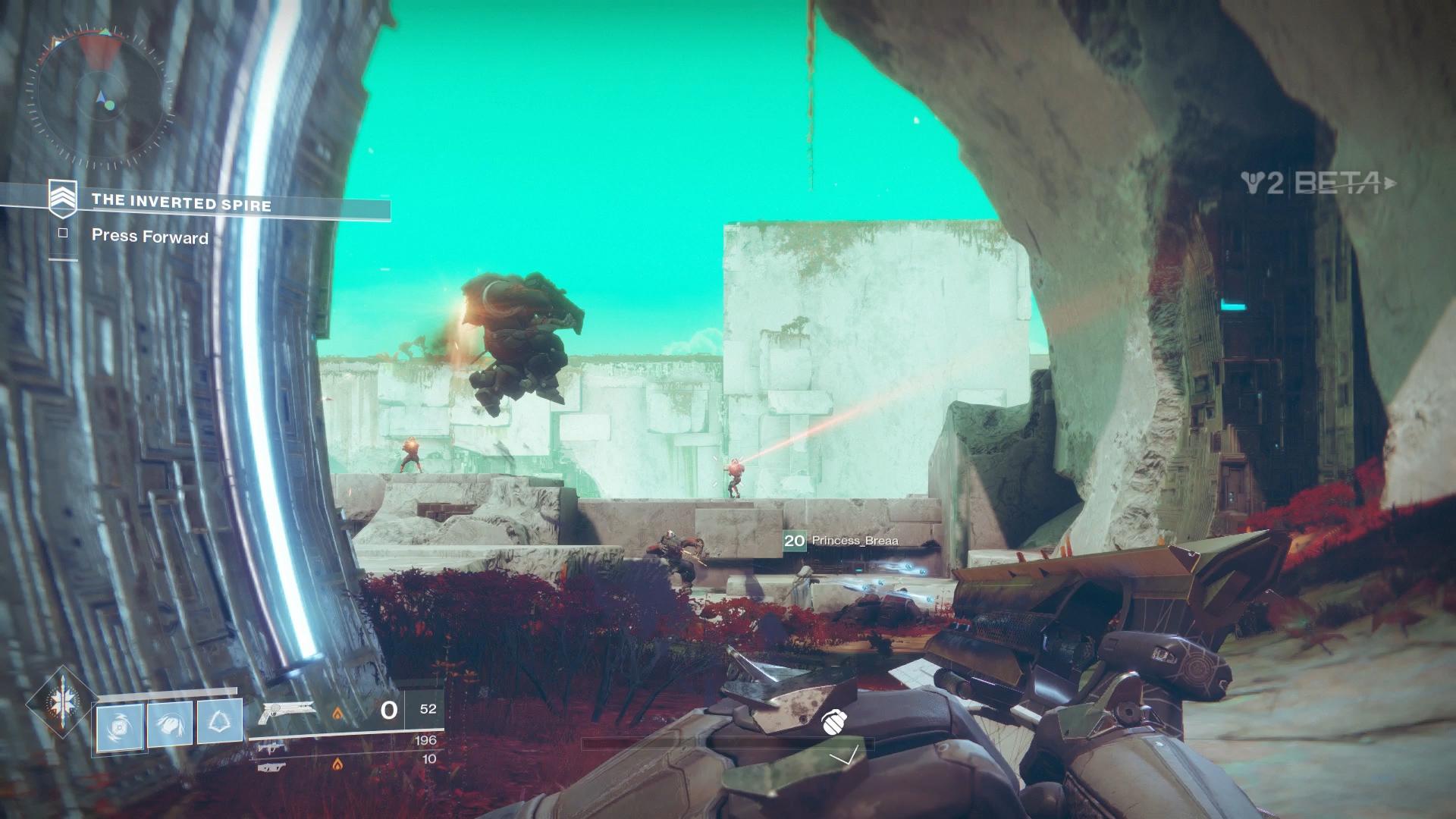 Destiny 2: Inverted Spire Strike Guide | AllGamers