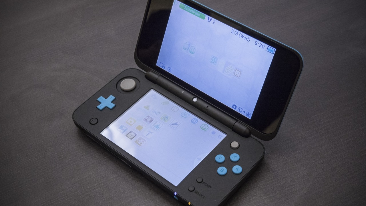 The Best Nintendo 2DS XL and 3DS XL Deals - Black Friday