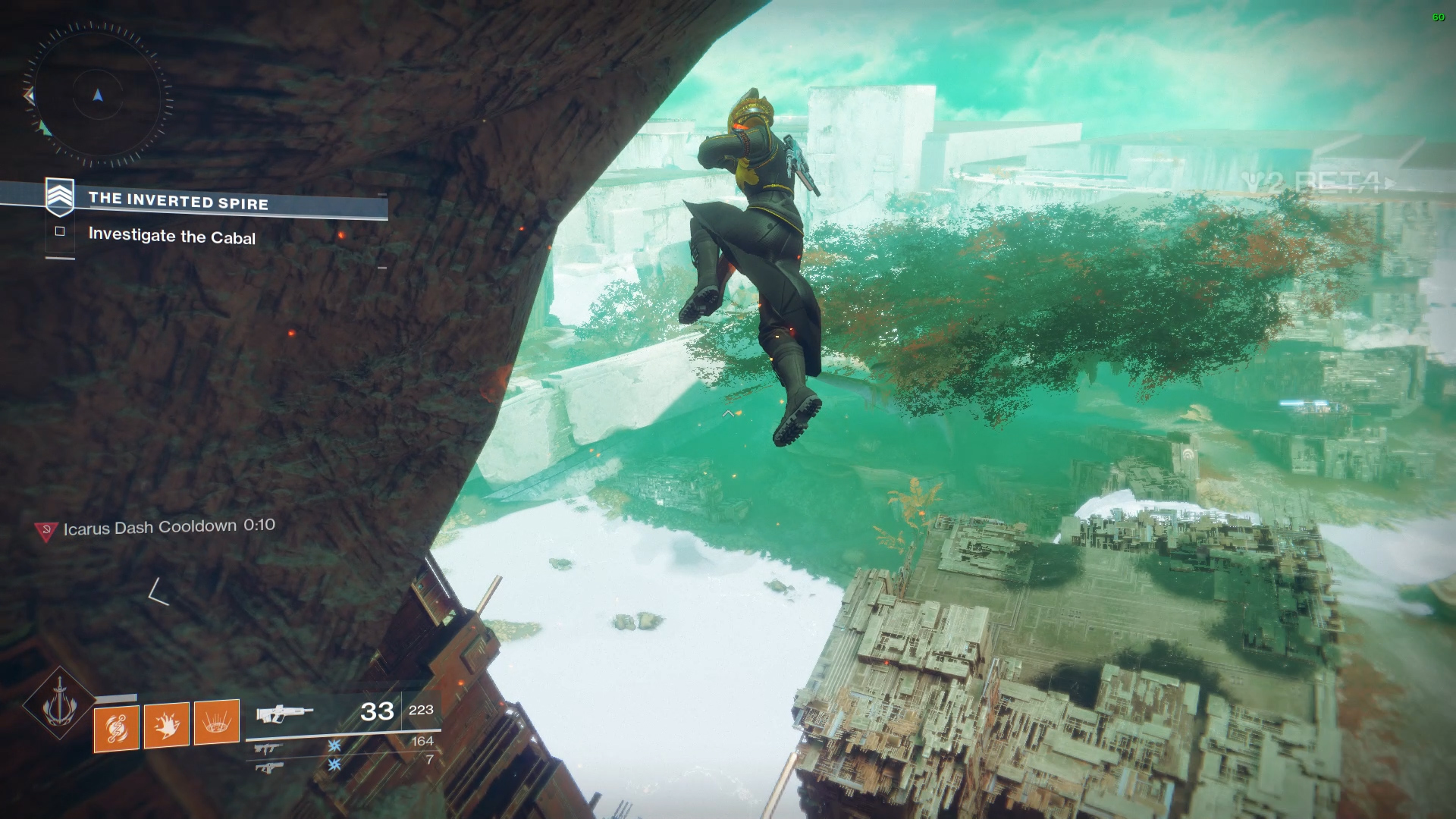 The Icarus Dash is essentially the move from the Twilight Garrison, albeit on a much longer cooldown.