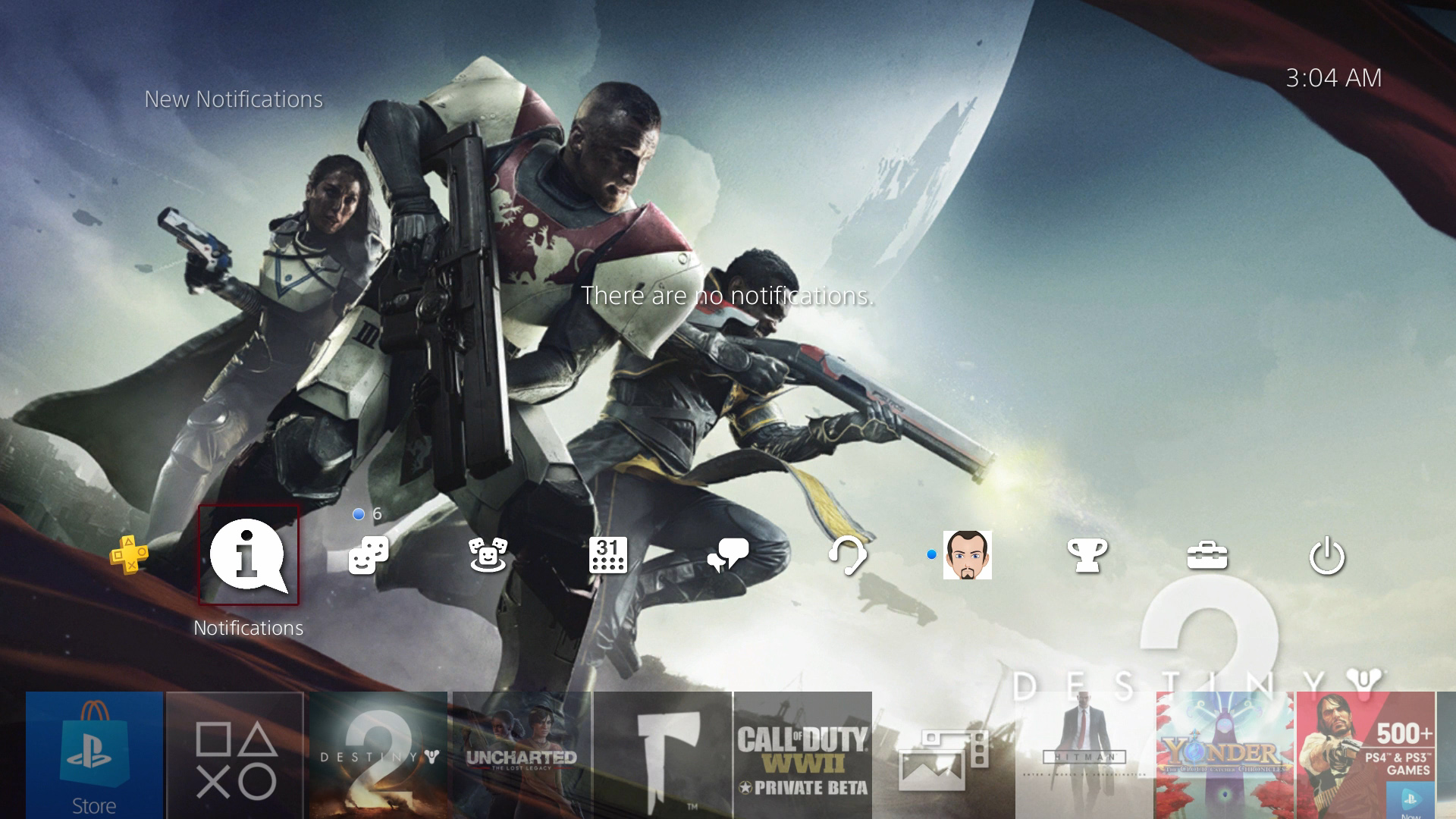 Destiny 2 Dynamic Theme | AllGamers
