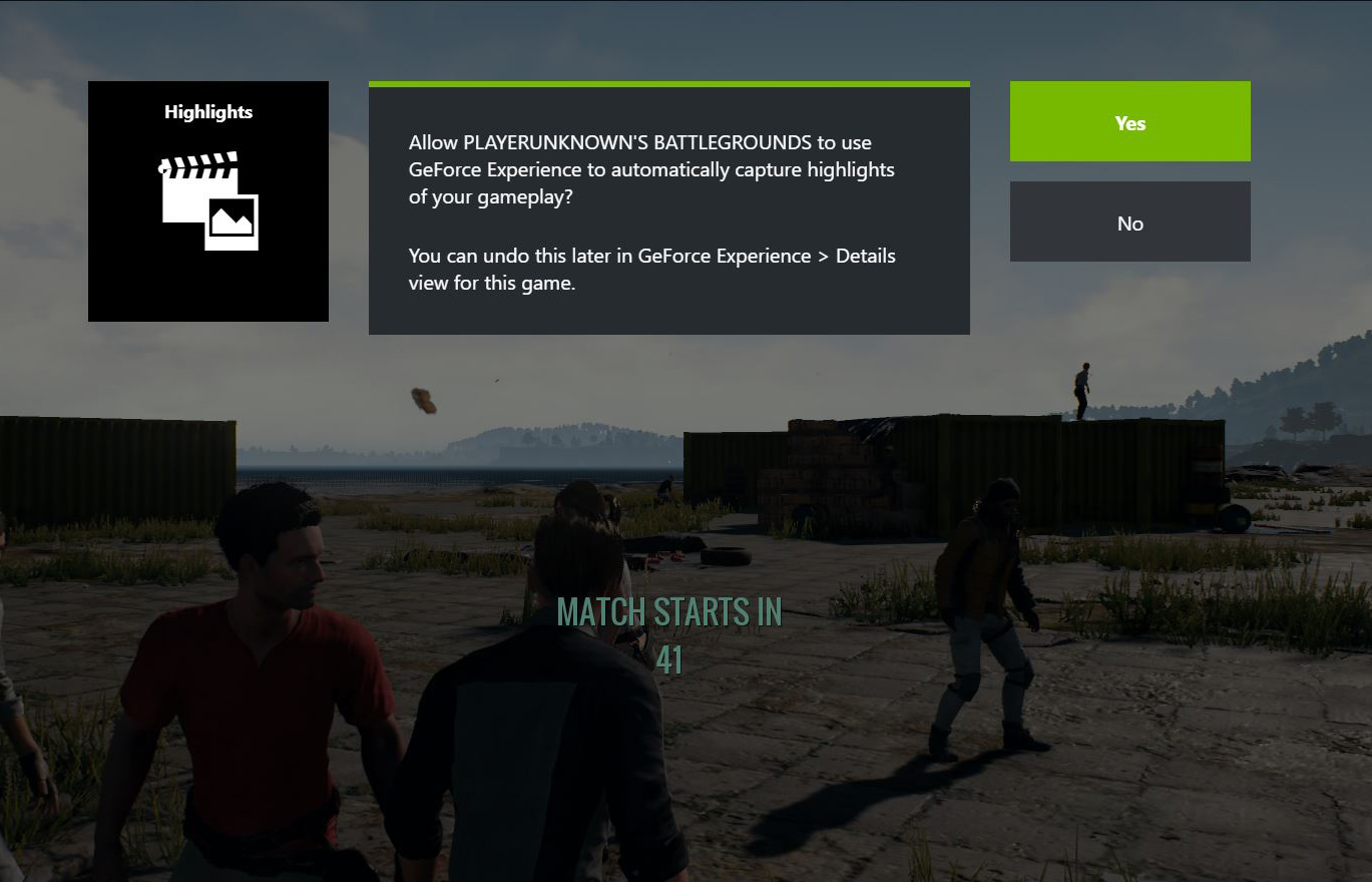 geforce experience wont record