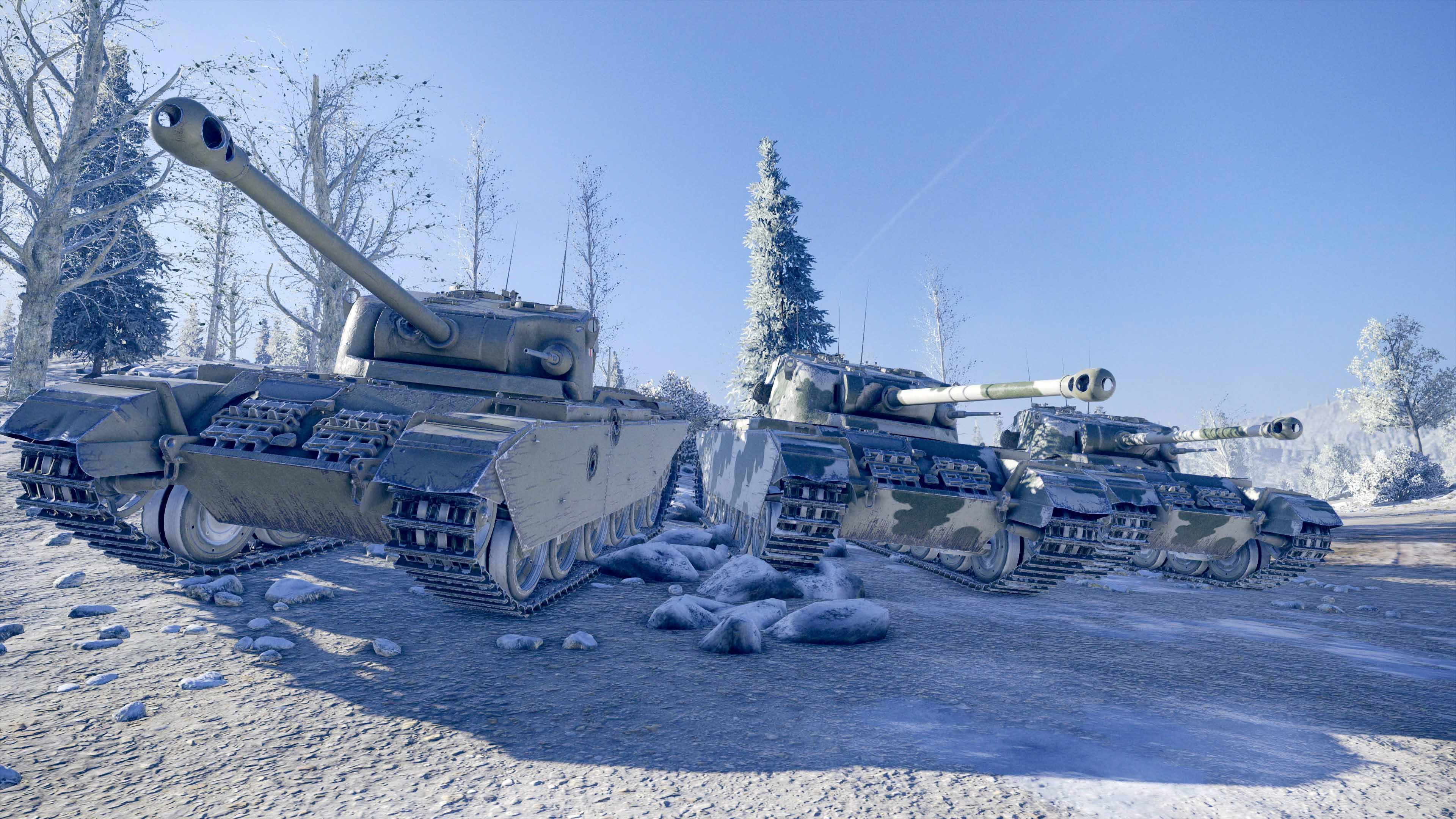 New tanks, and campaign-specific maps, are making their way to War Stories.