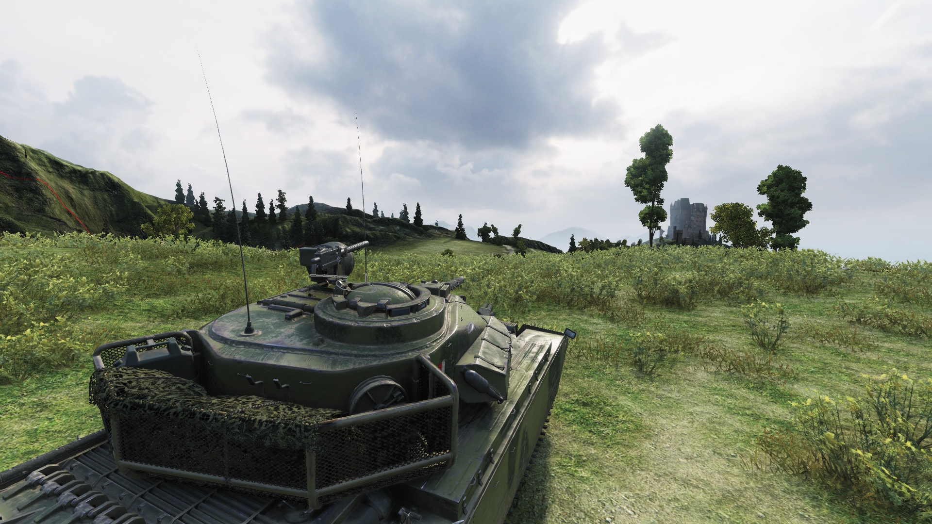 World of Tanks - View, Spotting, and Signal Range Guide