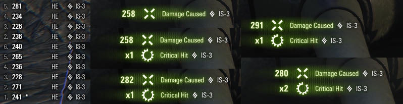 Every damage roll is between our calculated minimum and maximum damage rolls.